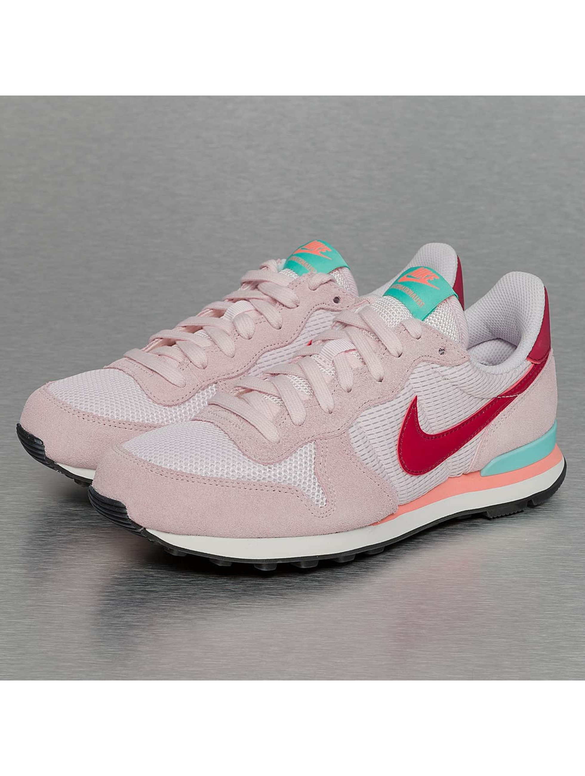 Sneaker Internationalist in rosa