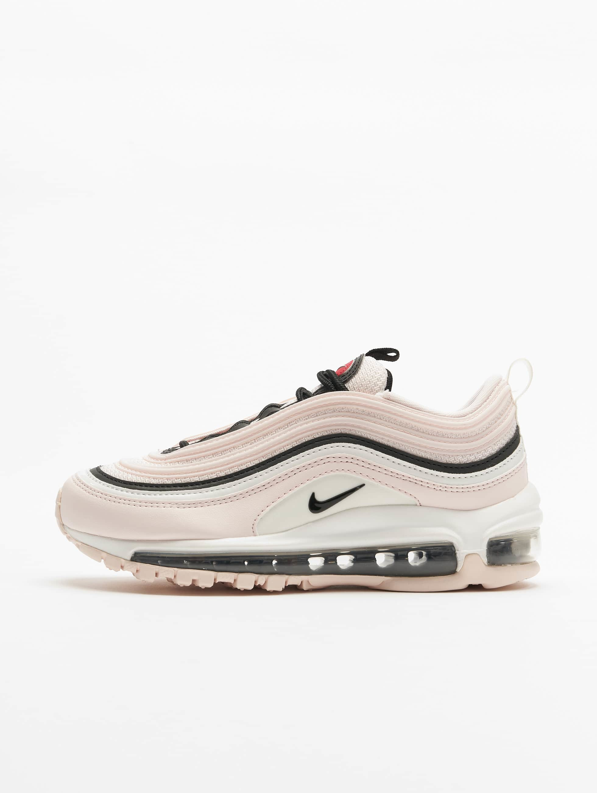 Nike Air Max 97 Sneakers Light Soft PinkBlackSummit White Pink2