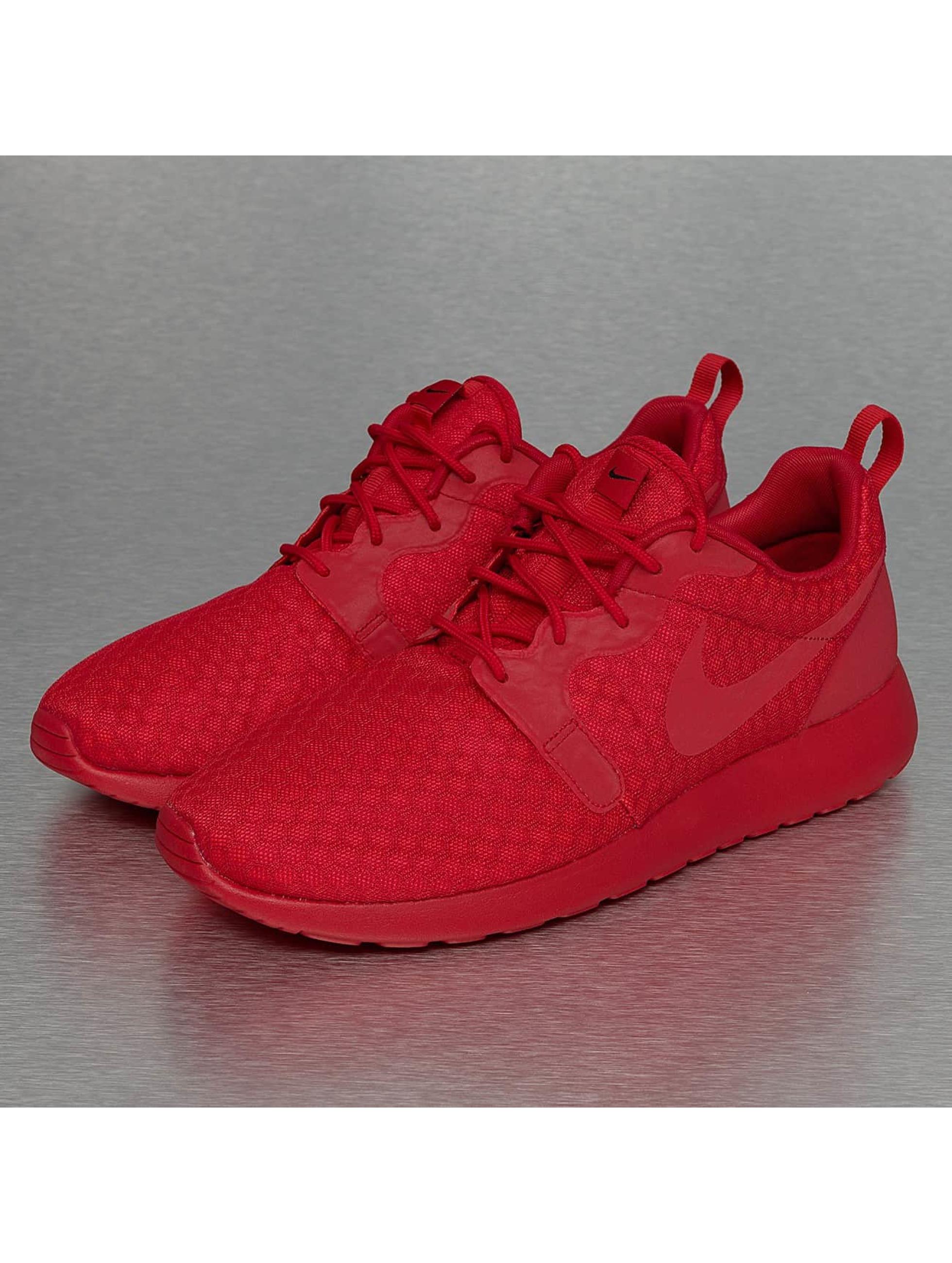 Nike Roshe Run Rot Blau