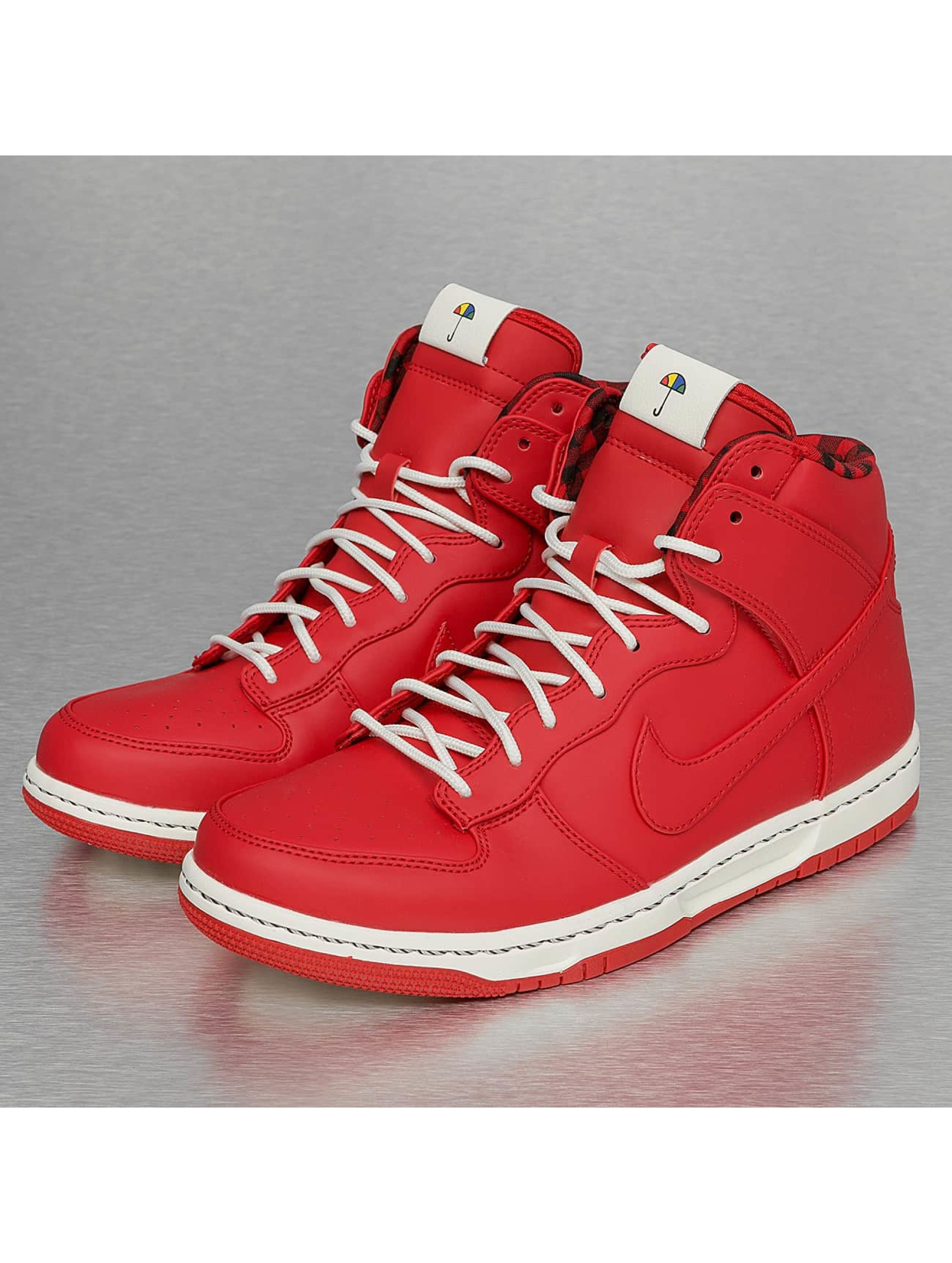 Sneaker Dunk Ultra in rot