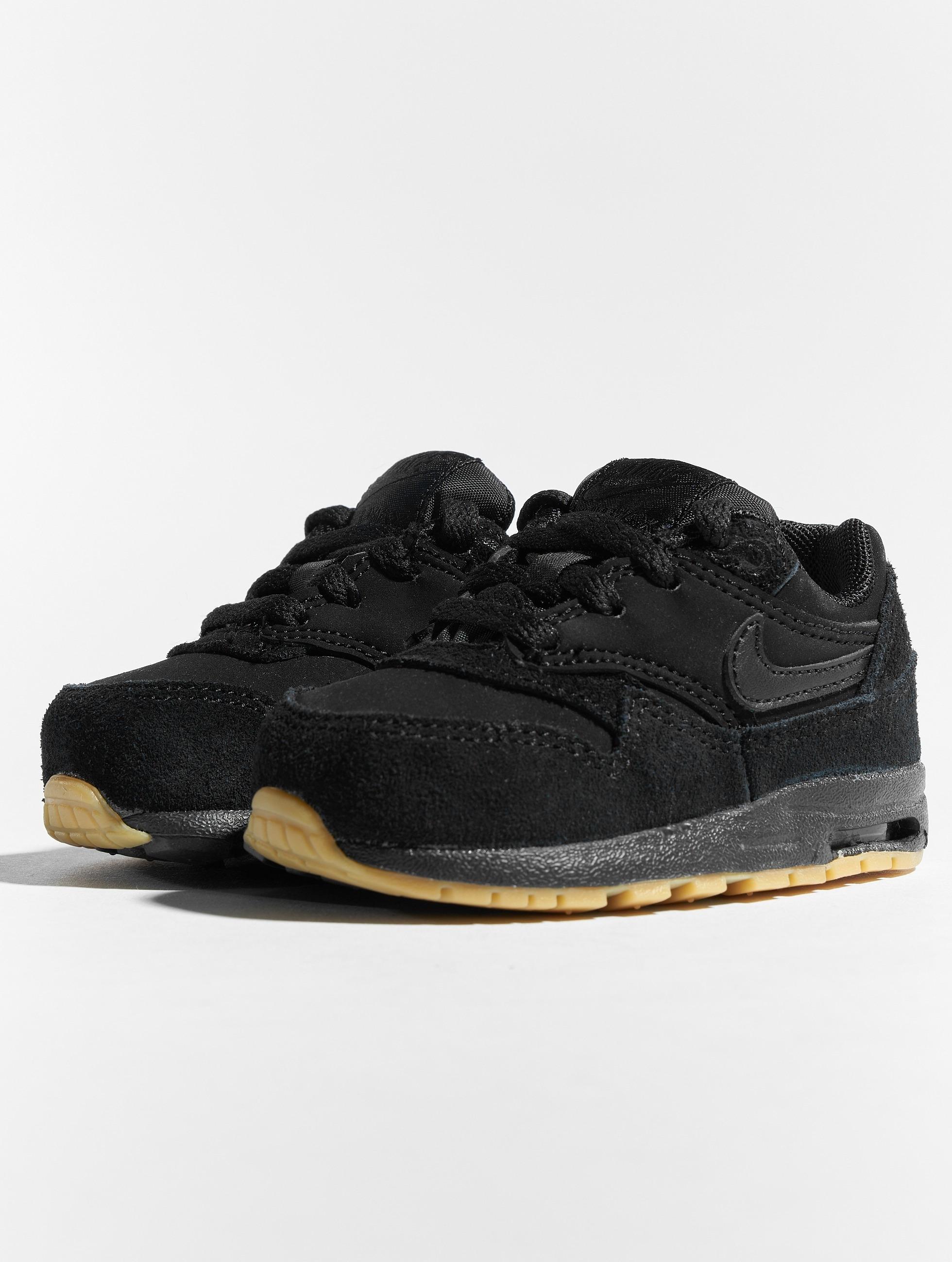 Herrenschuhe Blackblack Black Nike Nike Air Max 2017 Textil