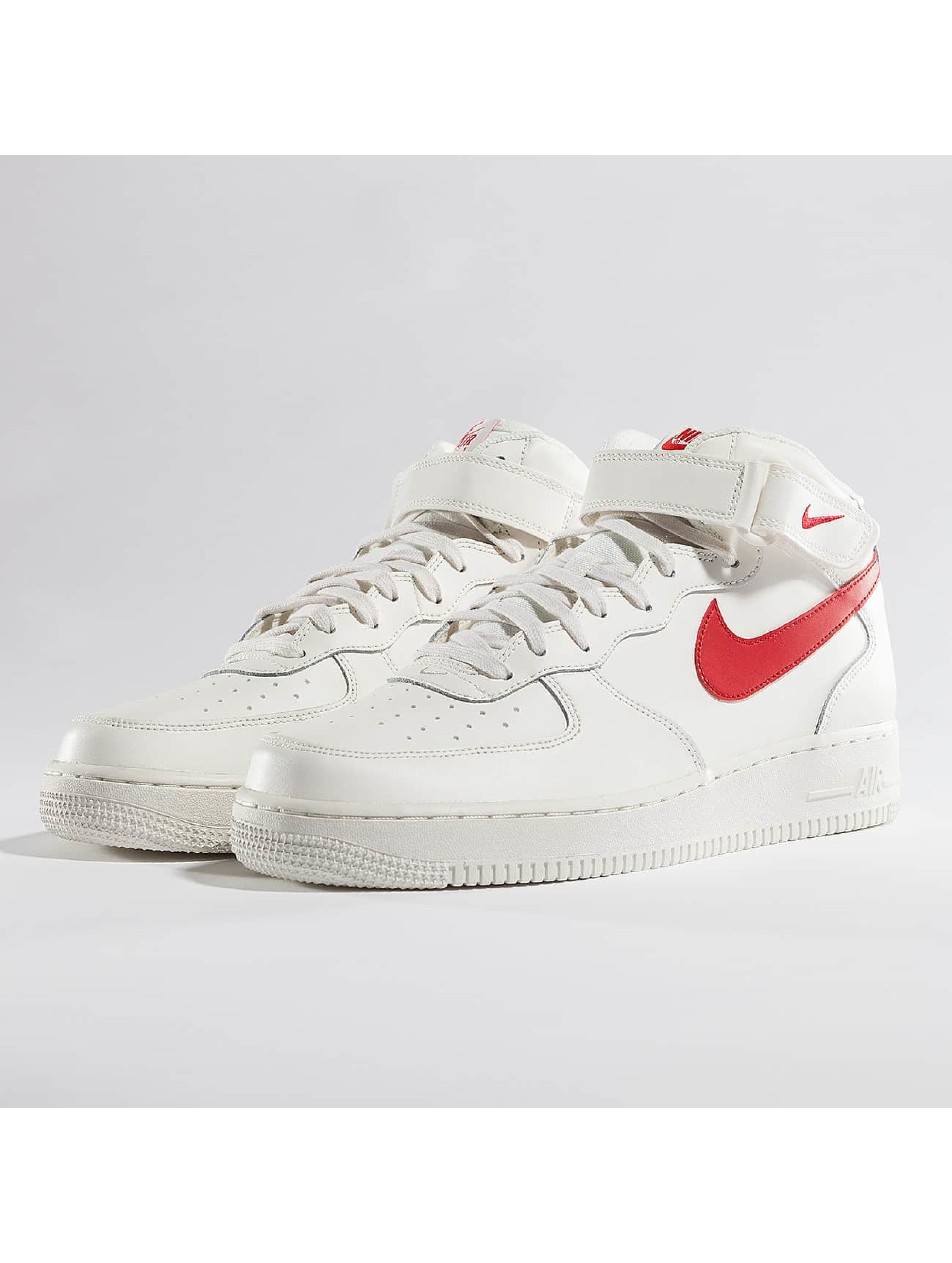 Sneaker Air Force 1 Mid 07 in weiß