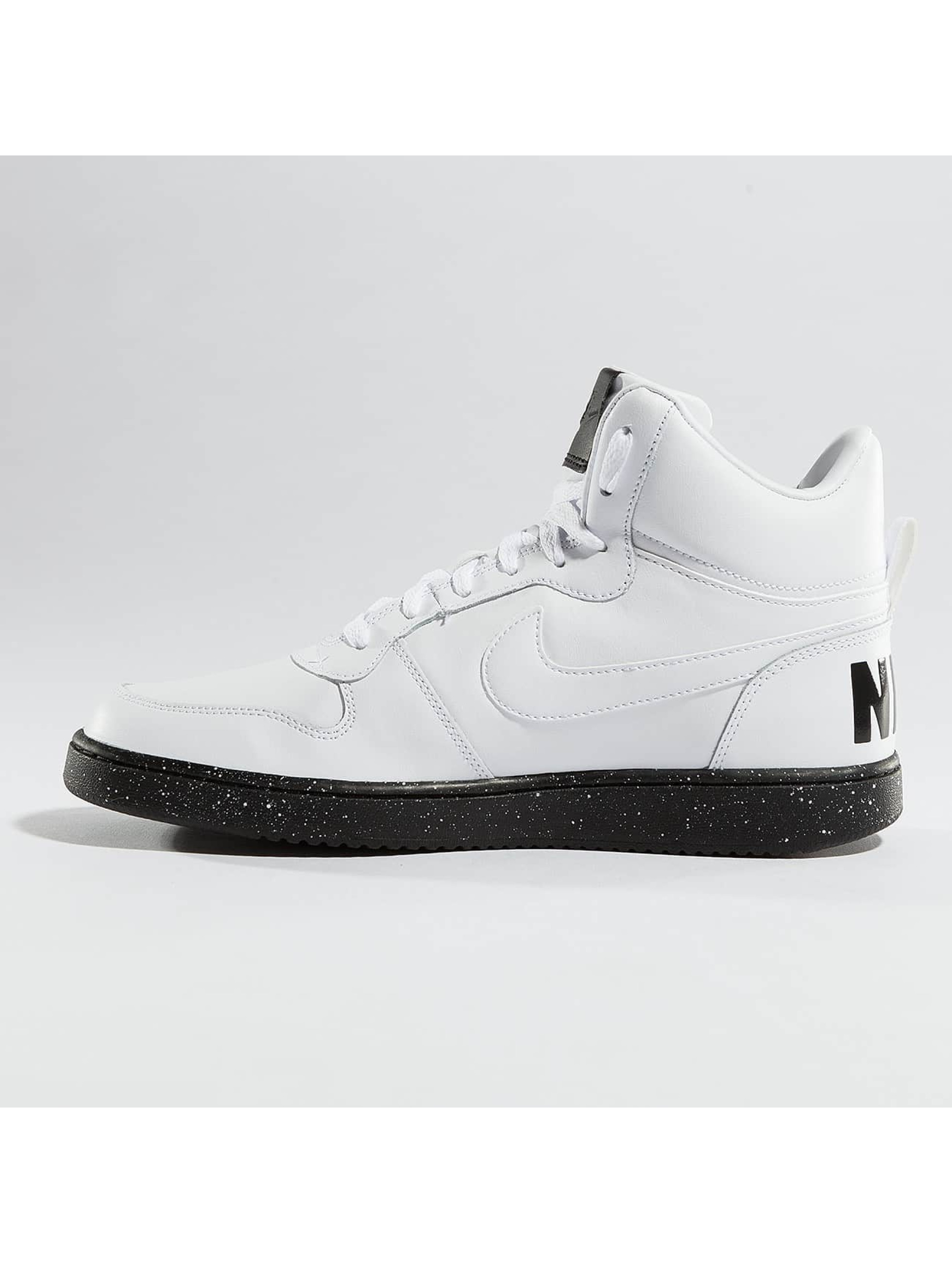 Nike Sneaker Court Borough Mid weiß