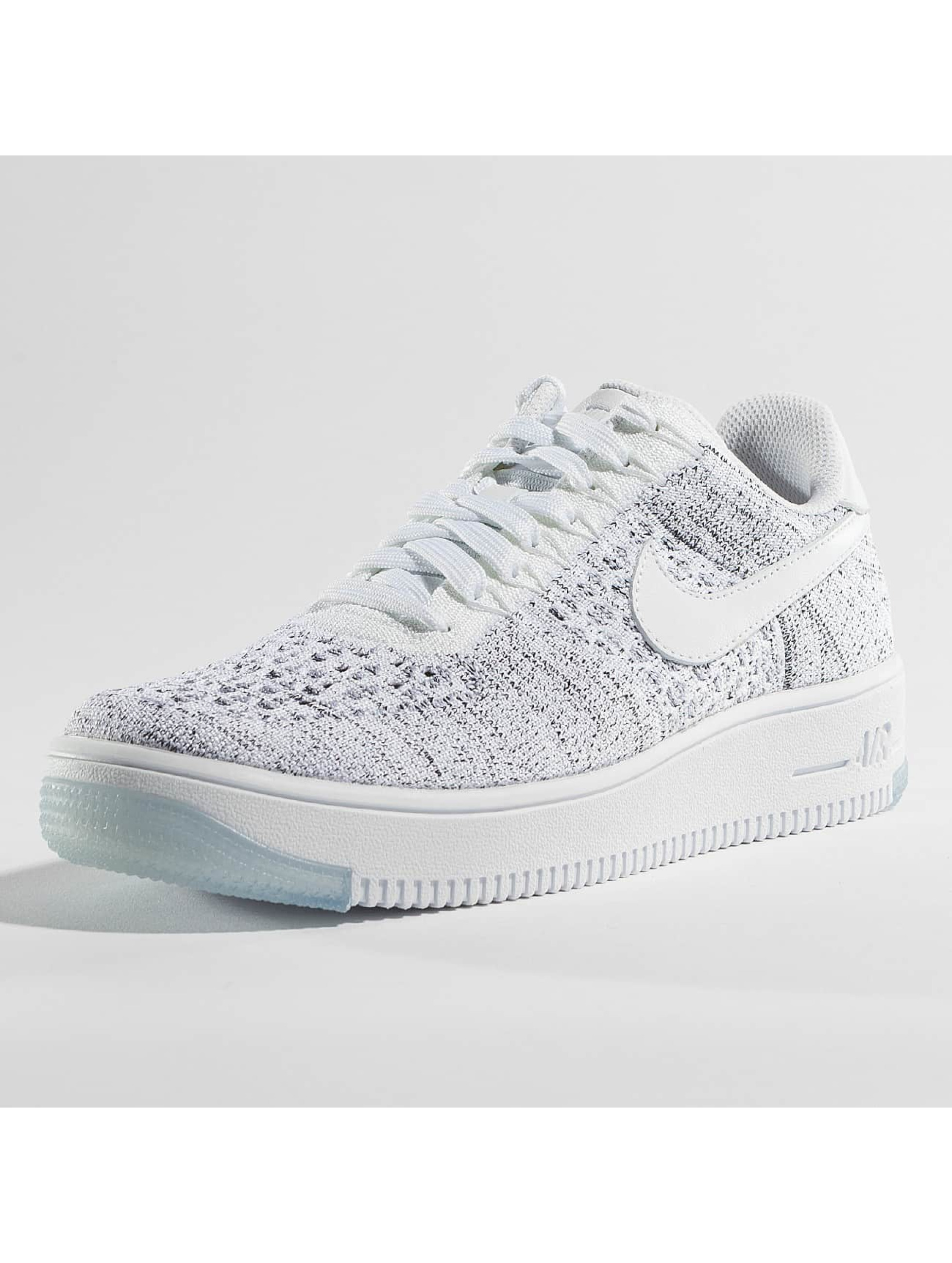 Nike Sneaker Air Force 1 Flyknit Low weiß