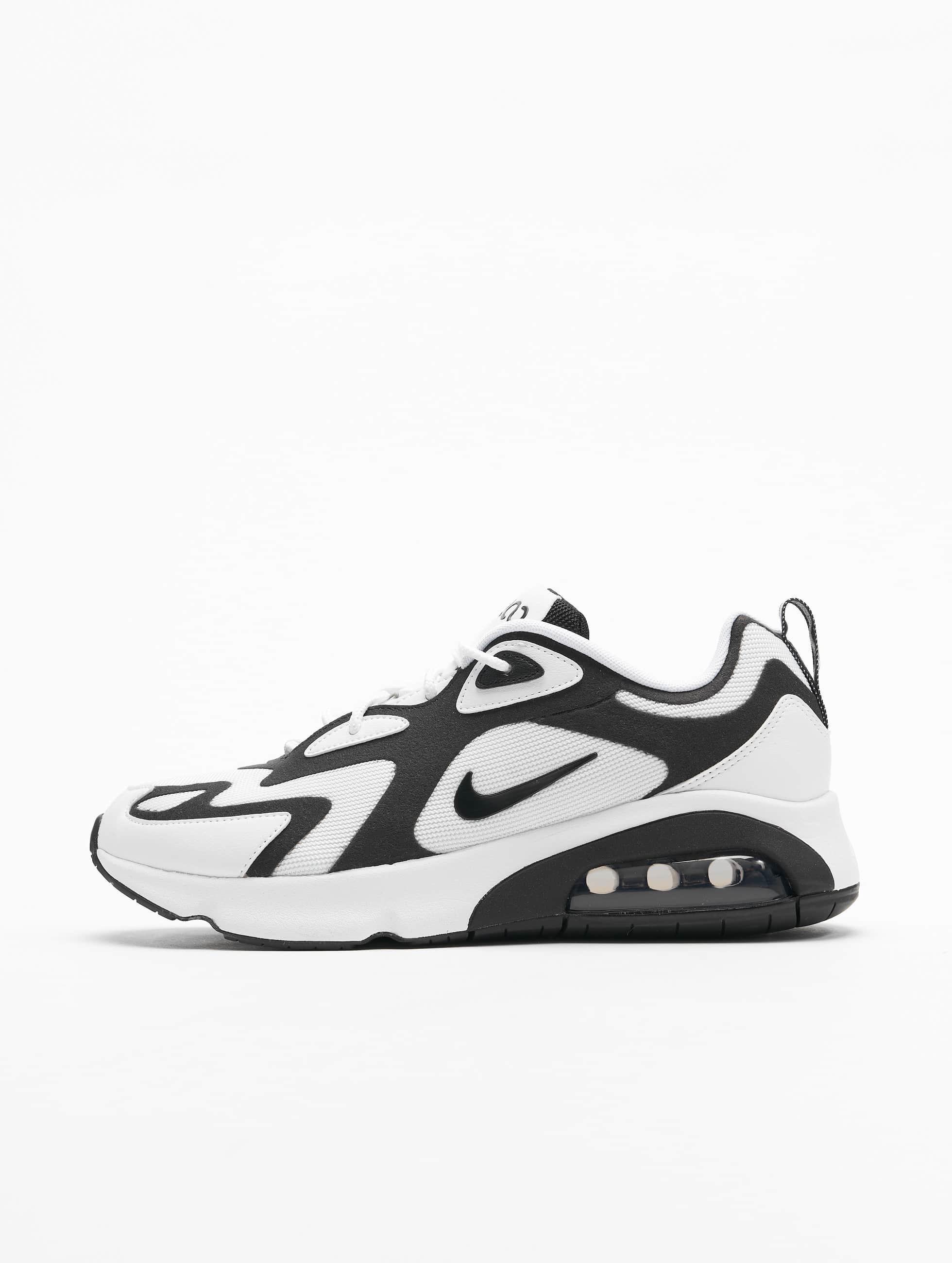 Nike Air Max 200 Sneakers WhiteBlackAnthracite
