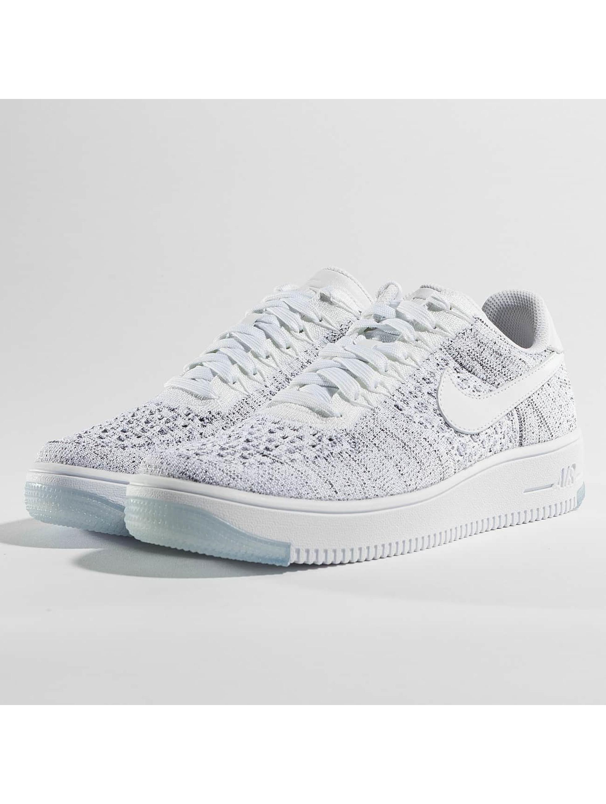 Nike sneaker Air Force 1 Flyknit Low wit