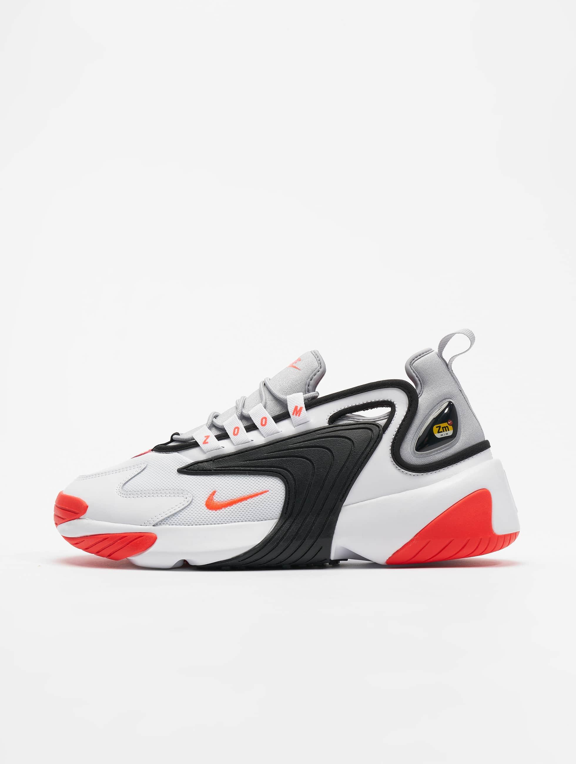 Nike Zoom 2K Sneakers WhiteInfrared 23Wolf GreyBlack
