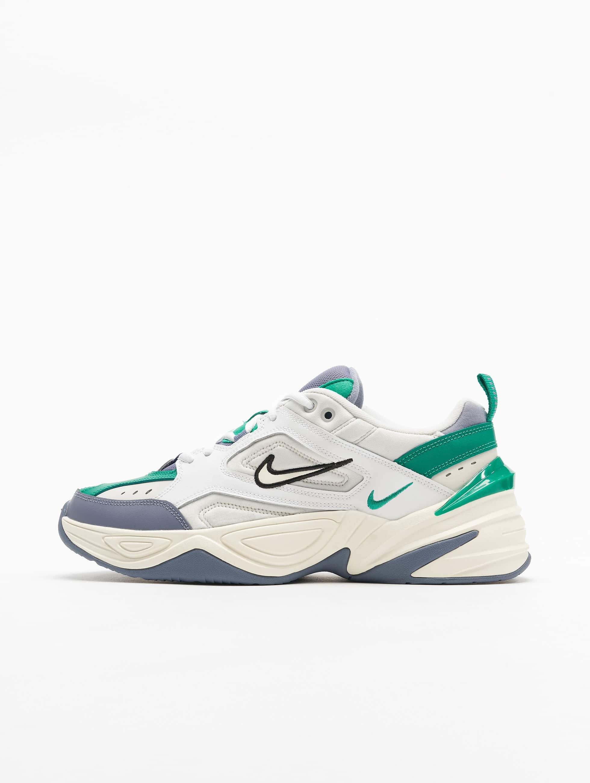 Nike M2K Tekno Sneakers Platinum Tint/Sail/Lucid Green