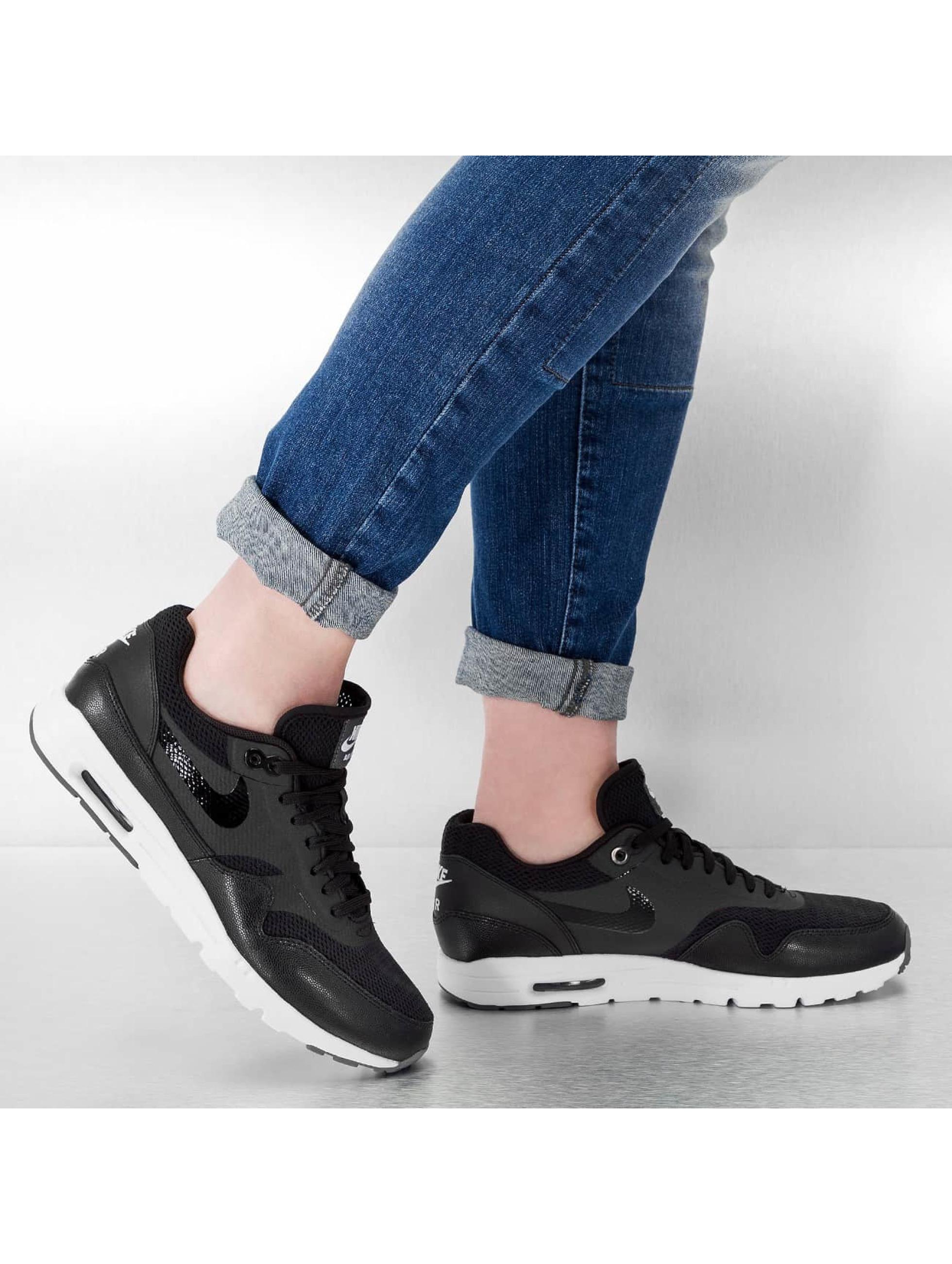 Nike Air Max 1 Essential Zwart Paars