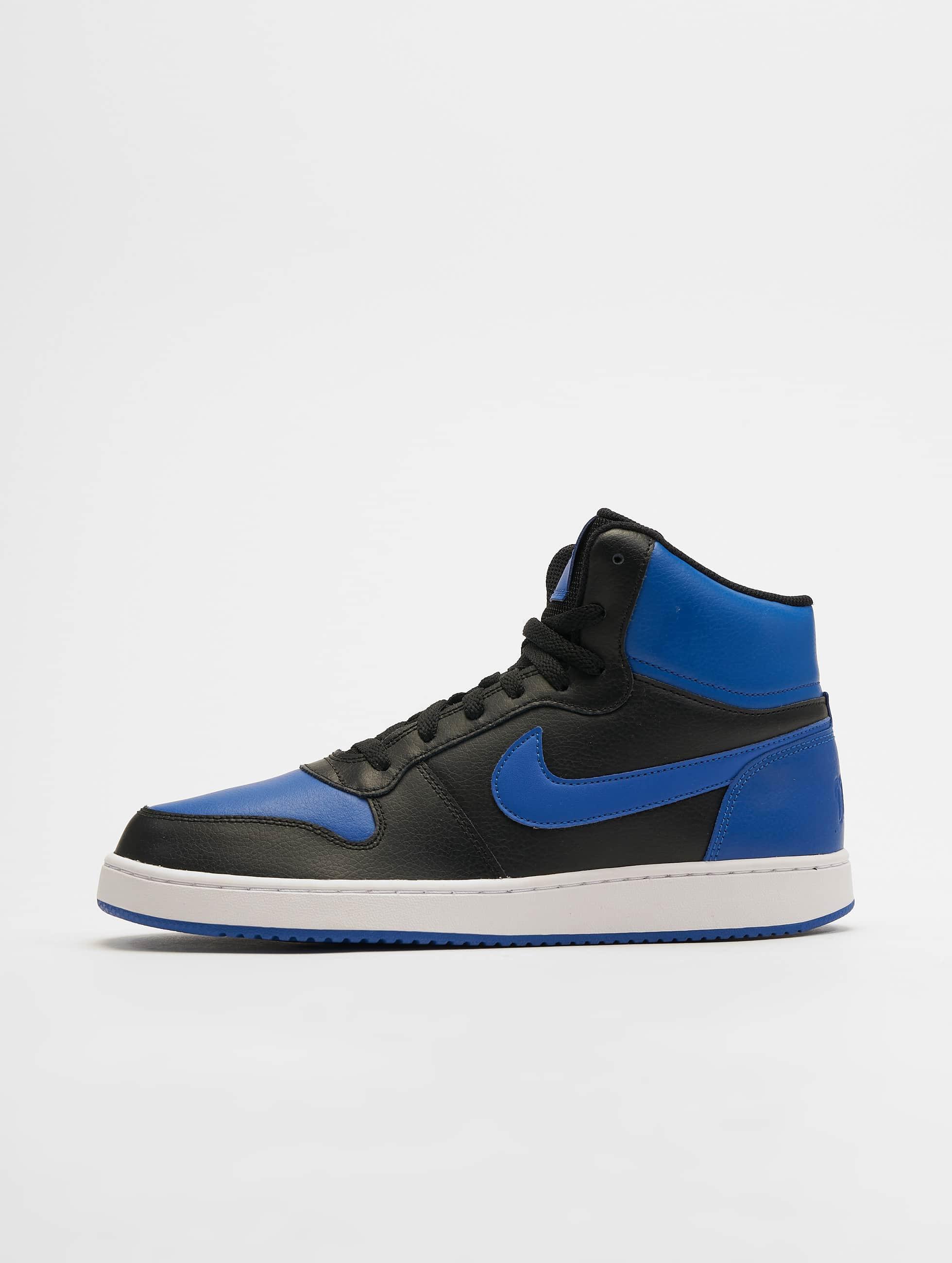 a0bc05d6646 Nike schoen / sneaker Ebernon Mid in zwart 536094
