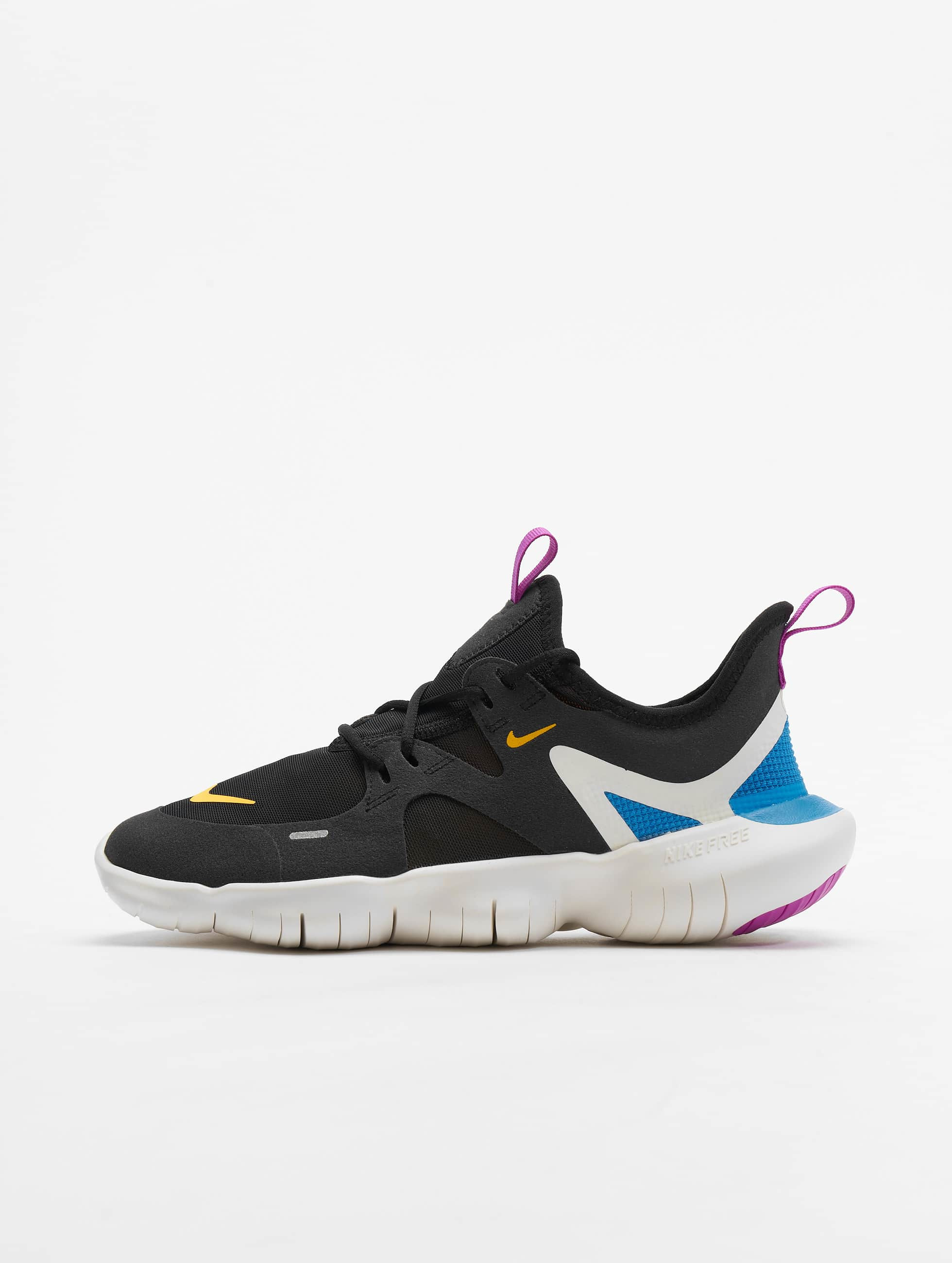 Nike schoen sneaker Free Run 5.0 (GS) in zwart 669632