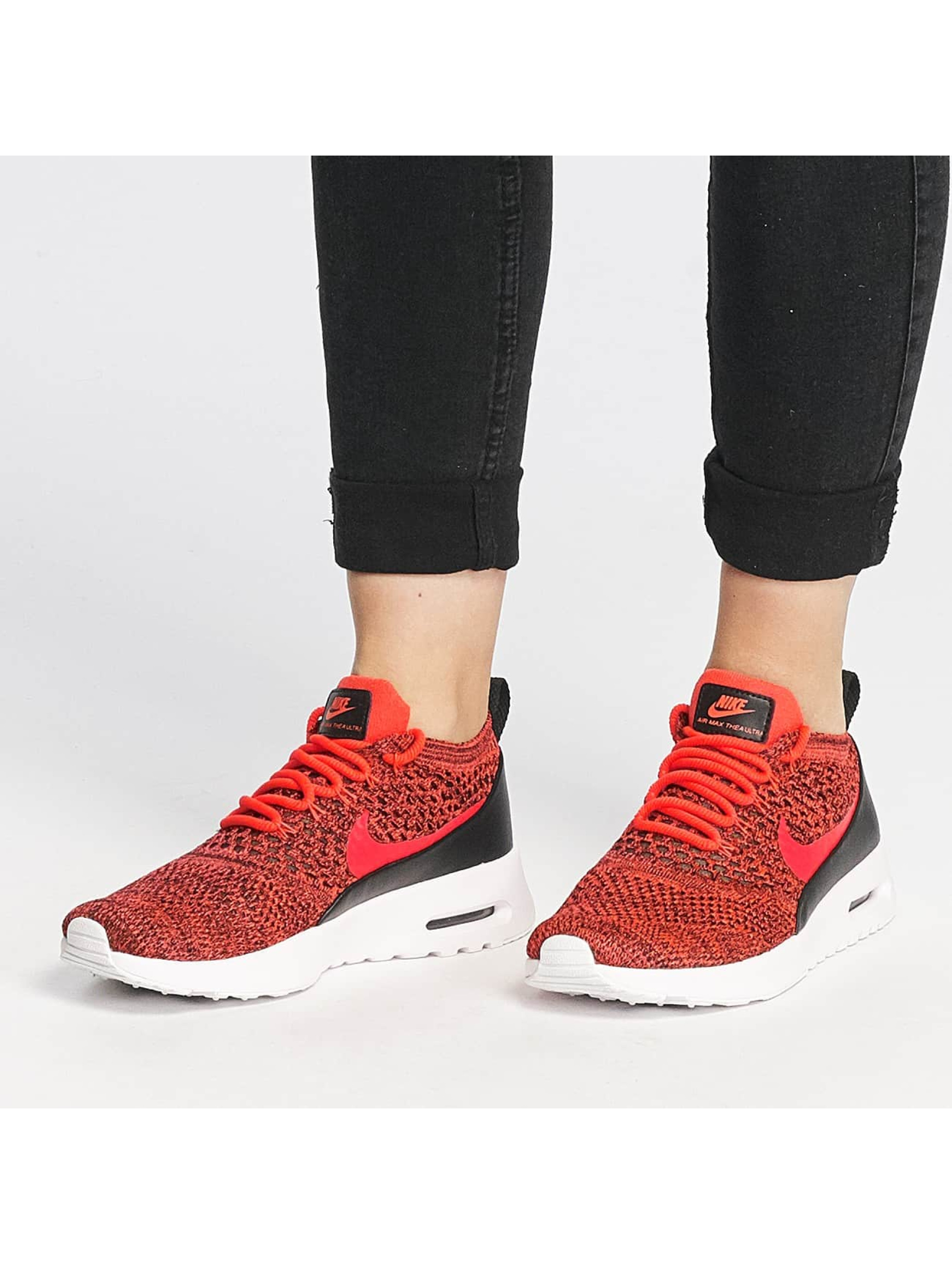 Nike Sneakers Air Max Thea Ultra Flyknit èervená