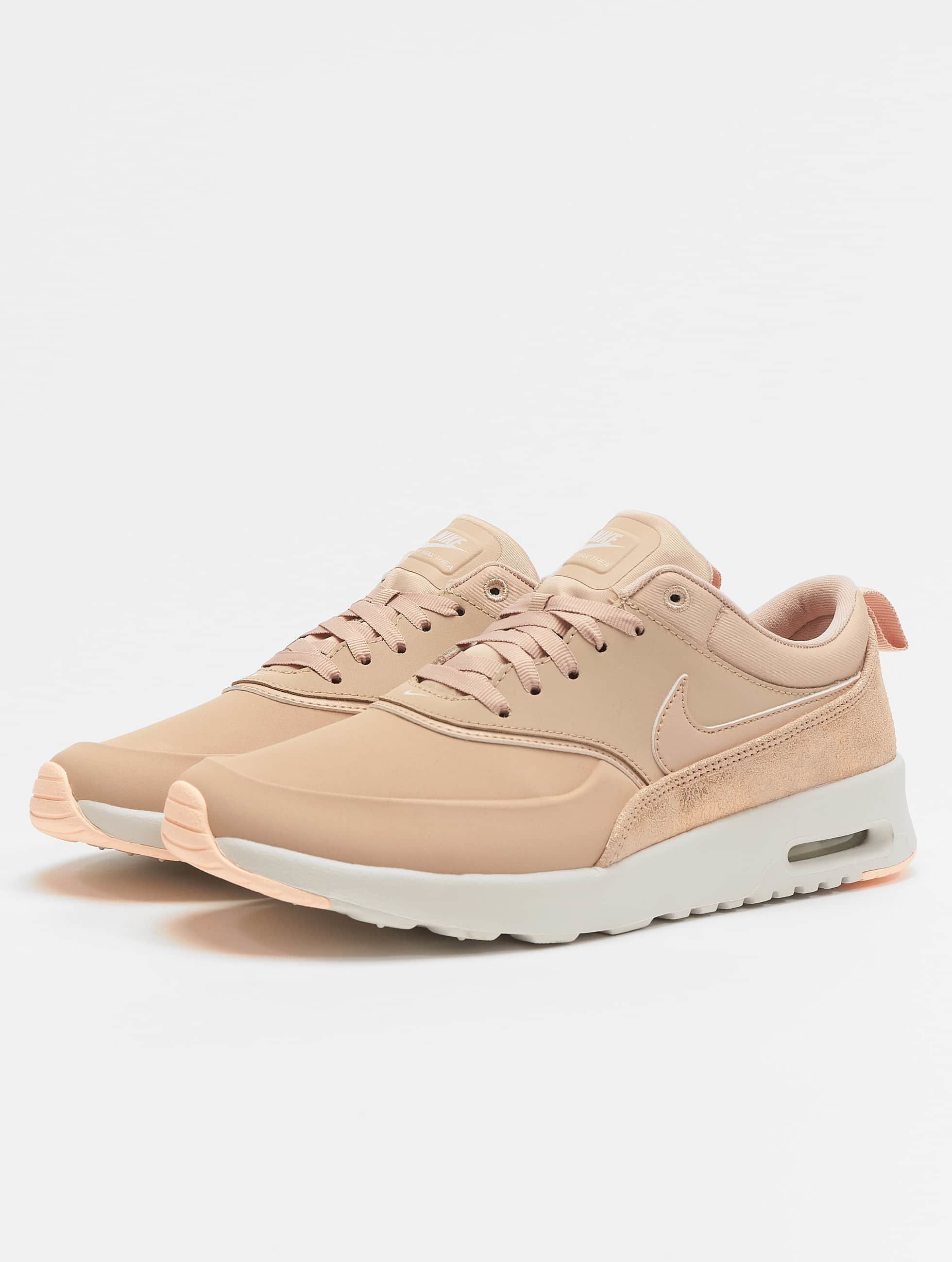 Original Nike Sportswear AIR MAX JEWELL Sneakers Dam beige