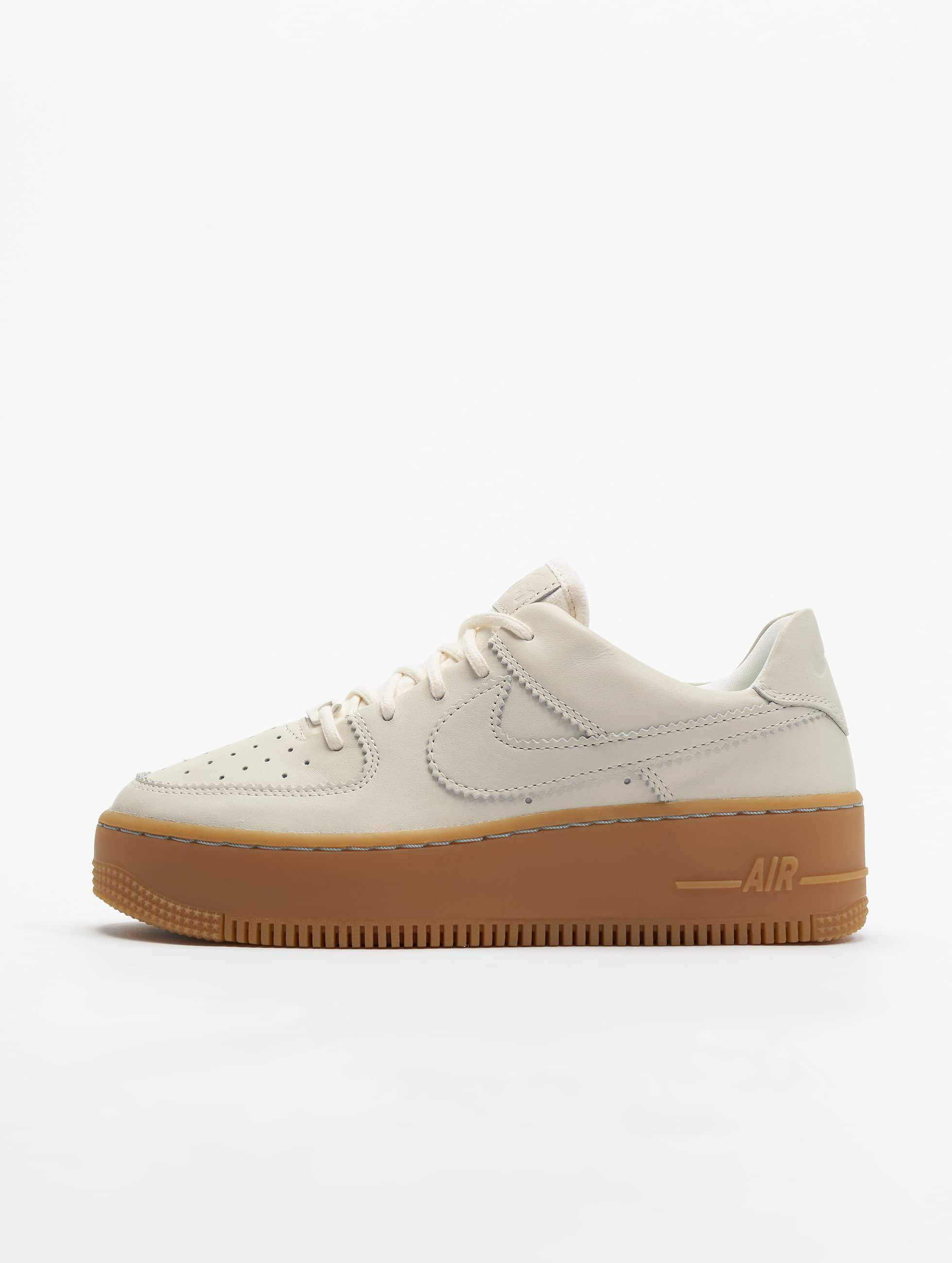 Nike AF1 Sage Low Lx Sneakers Pale IvoryPale IvoryGum Light Brown