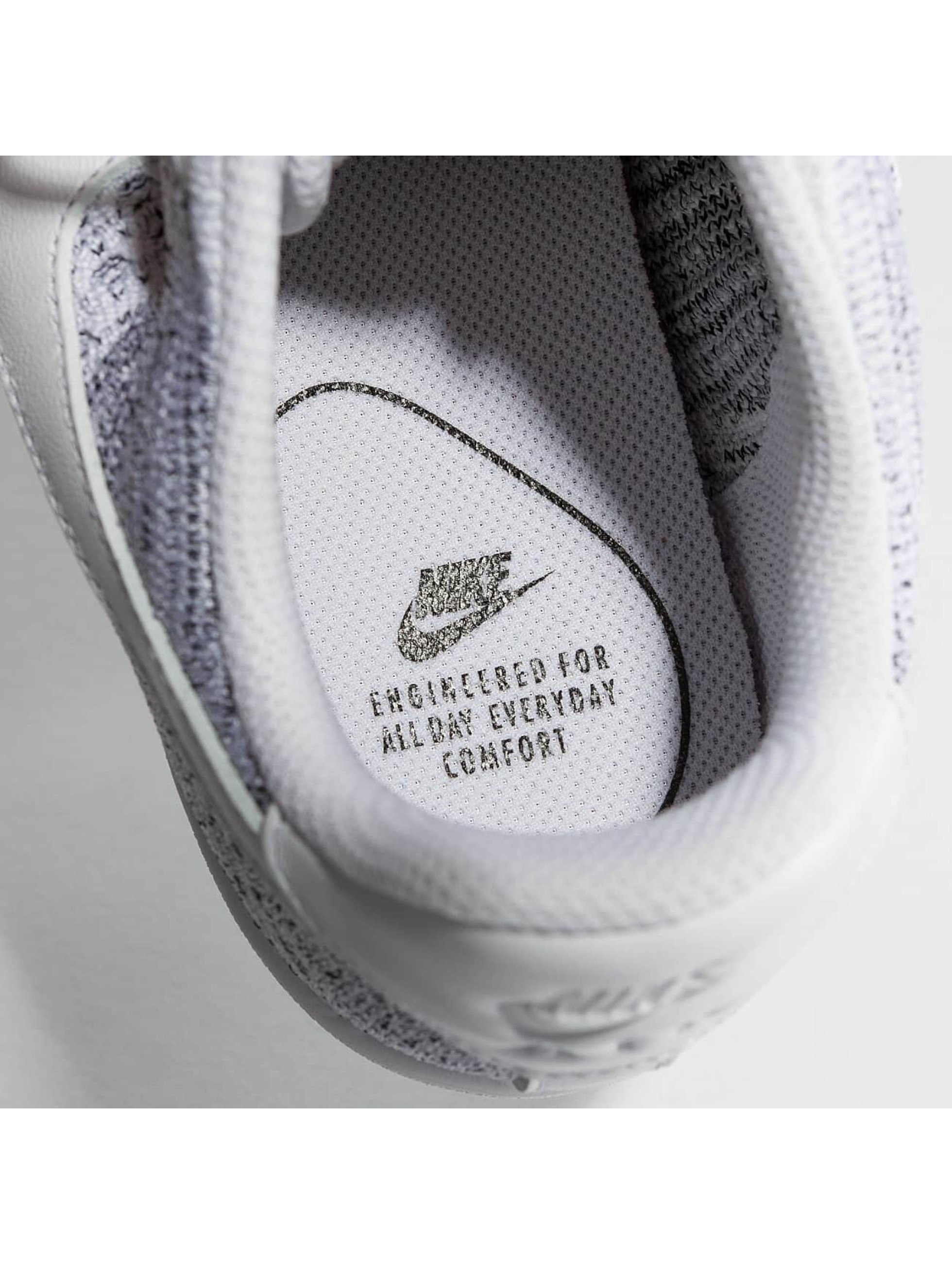 Nike Sneakers Air Force 1 Flyknit Low bialy