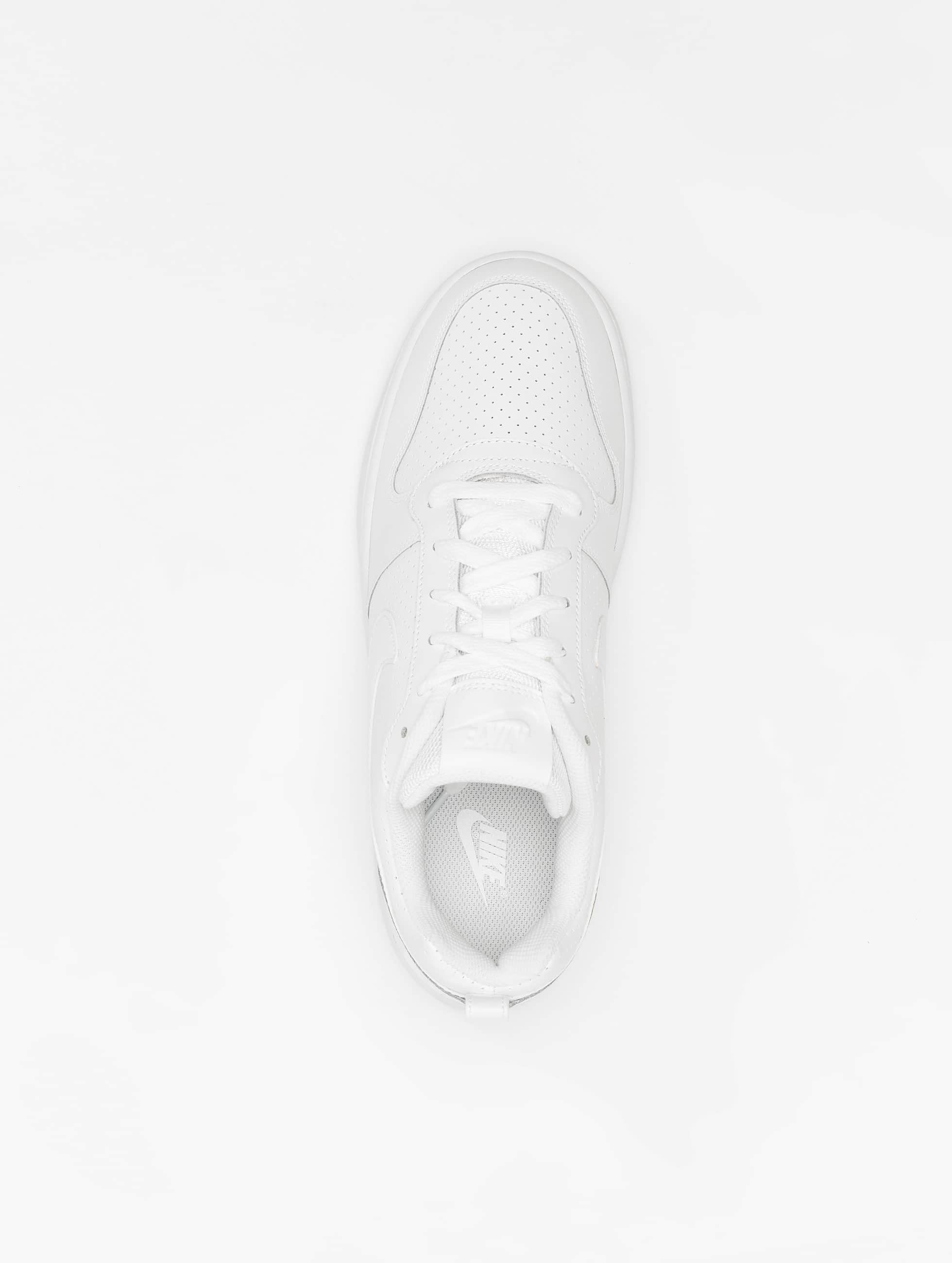 Nike Sneakers Court Borough Low biela