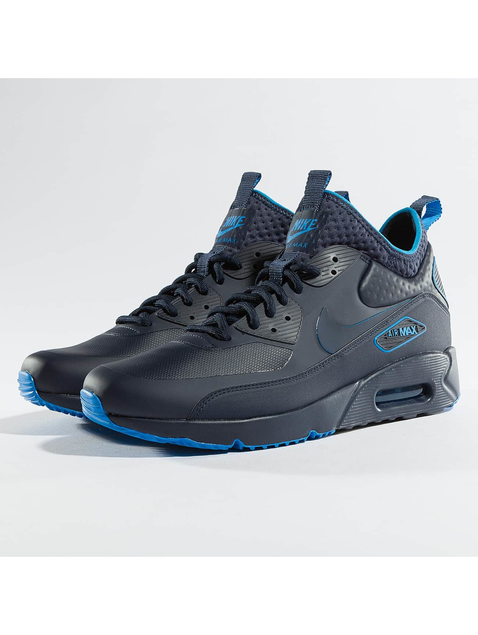 Nike Sneakers Air Max 90 Ultra Mid Winter SE blue