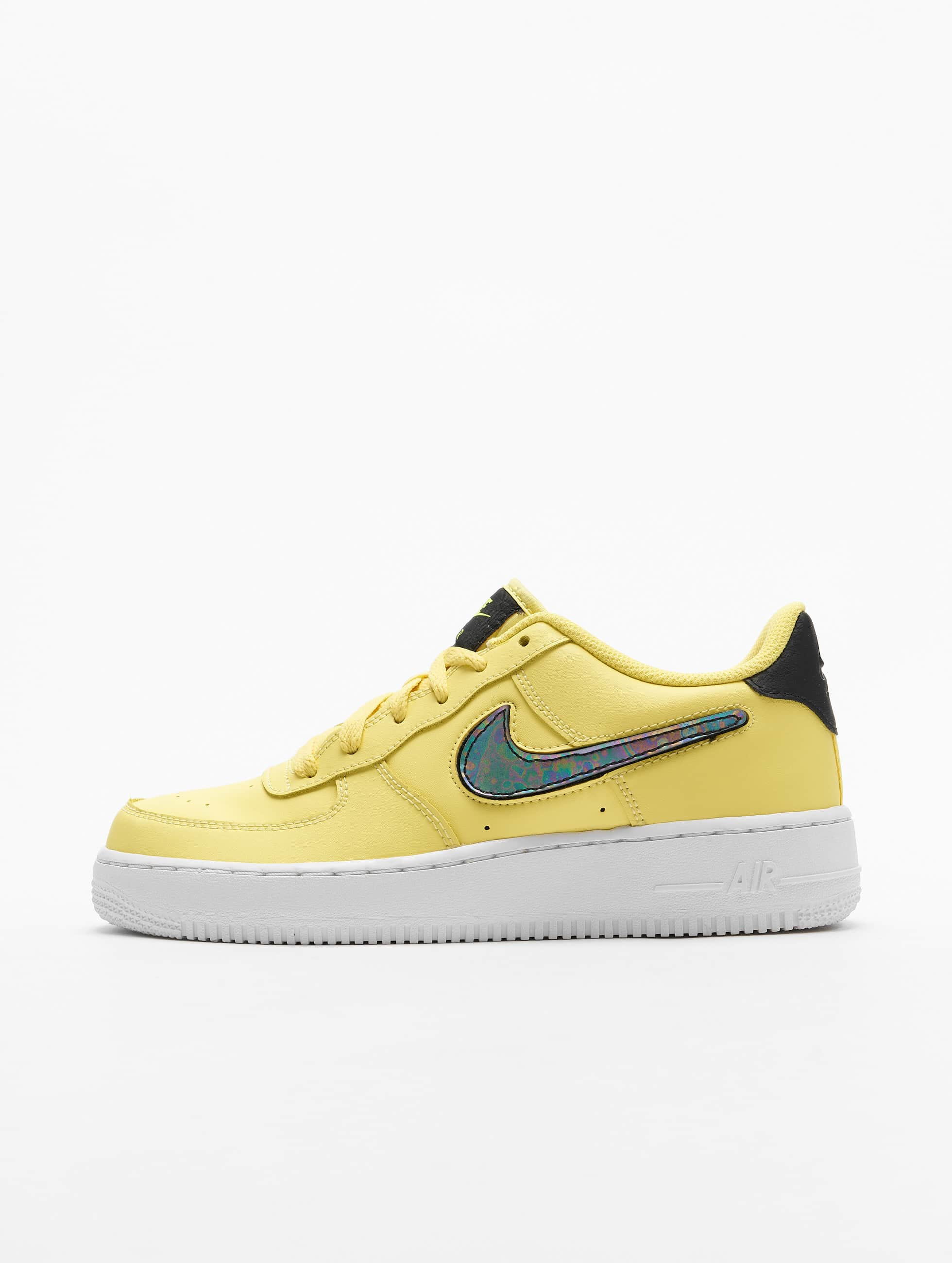Nike Air Force 1 LV8 3 (GS) Sneakers Yellow PulseBlackWhiteWhite
