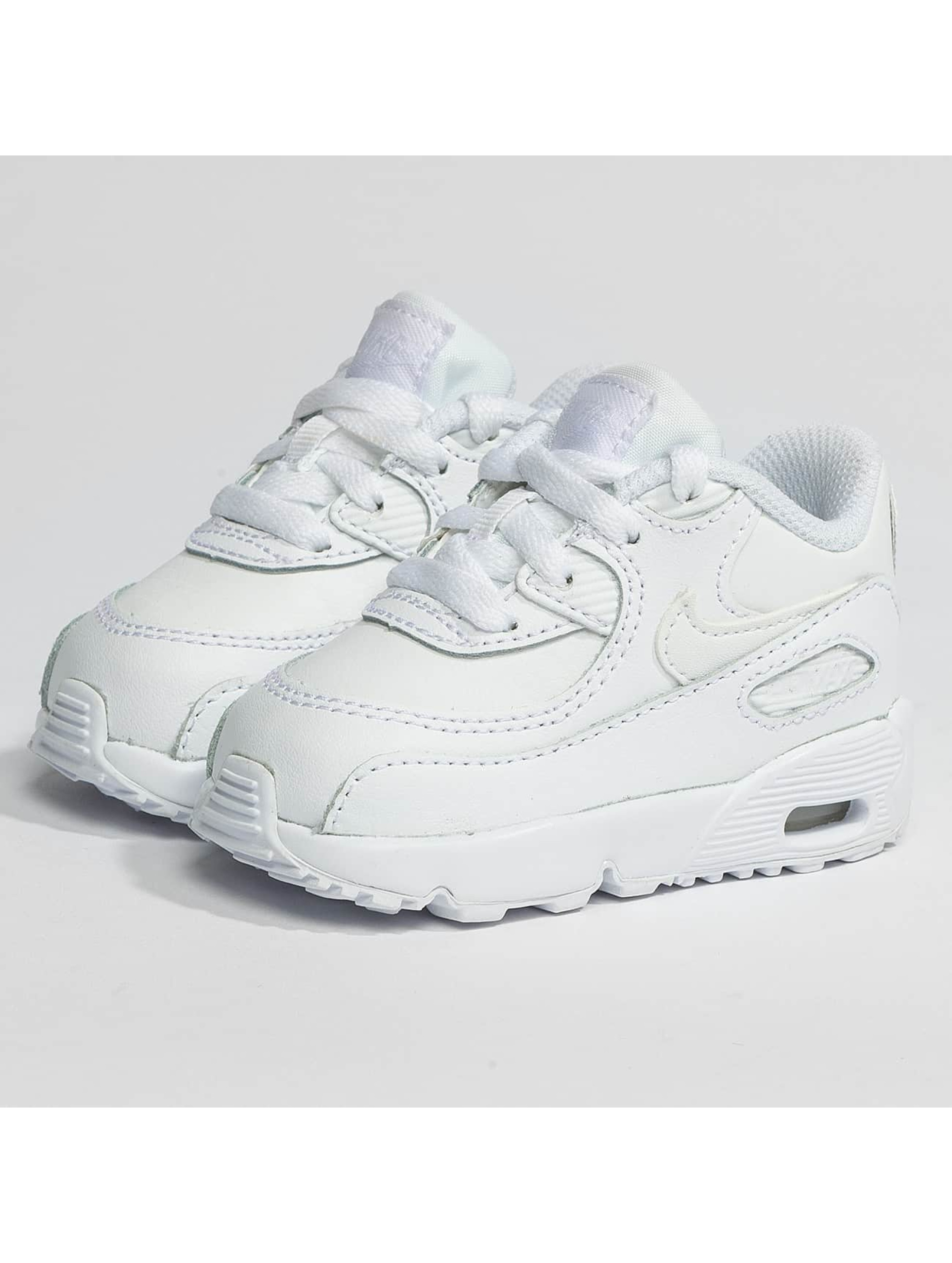 Nike Sneakers Air Max 90 Leather Toddler hvid