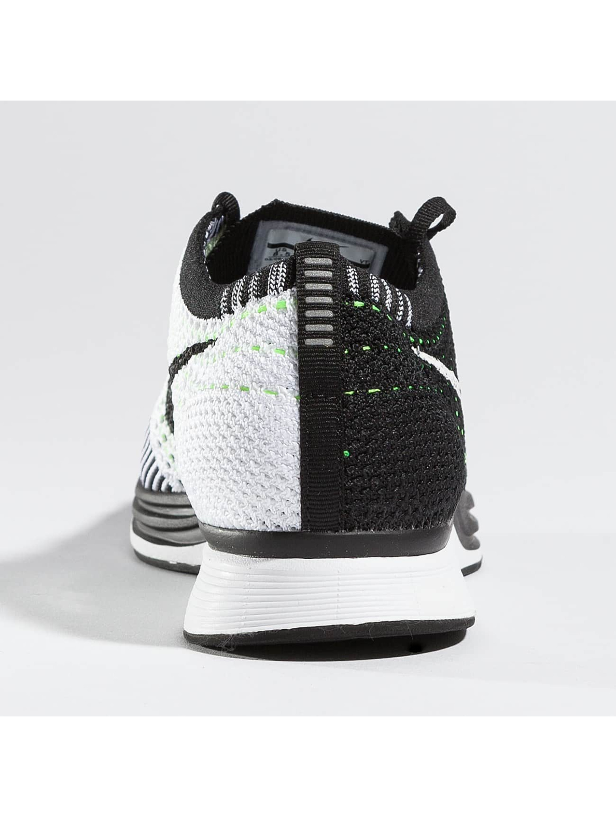 Nike Sneakers Flyknit Racer Running sort