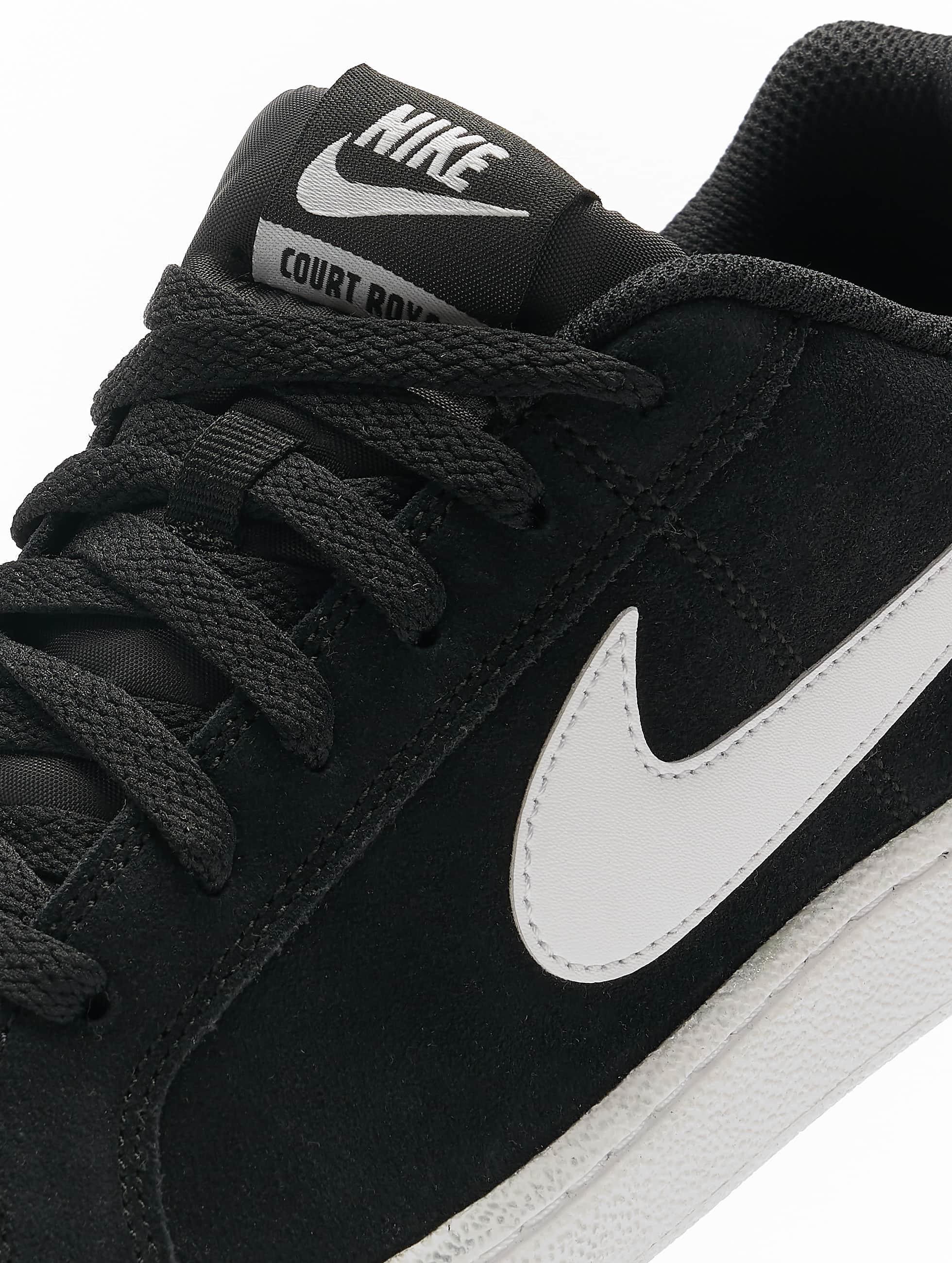 Nike Sneakers Court Royale Suede svart