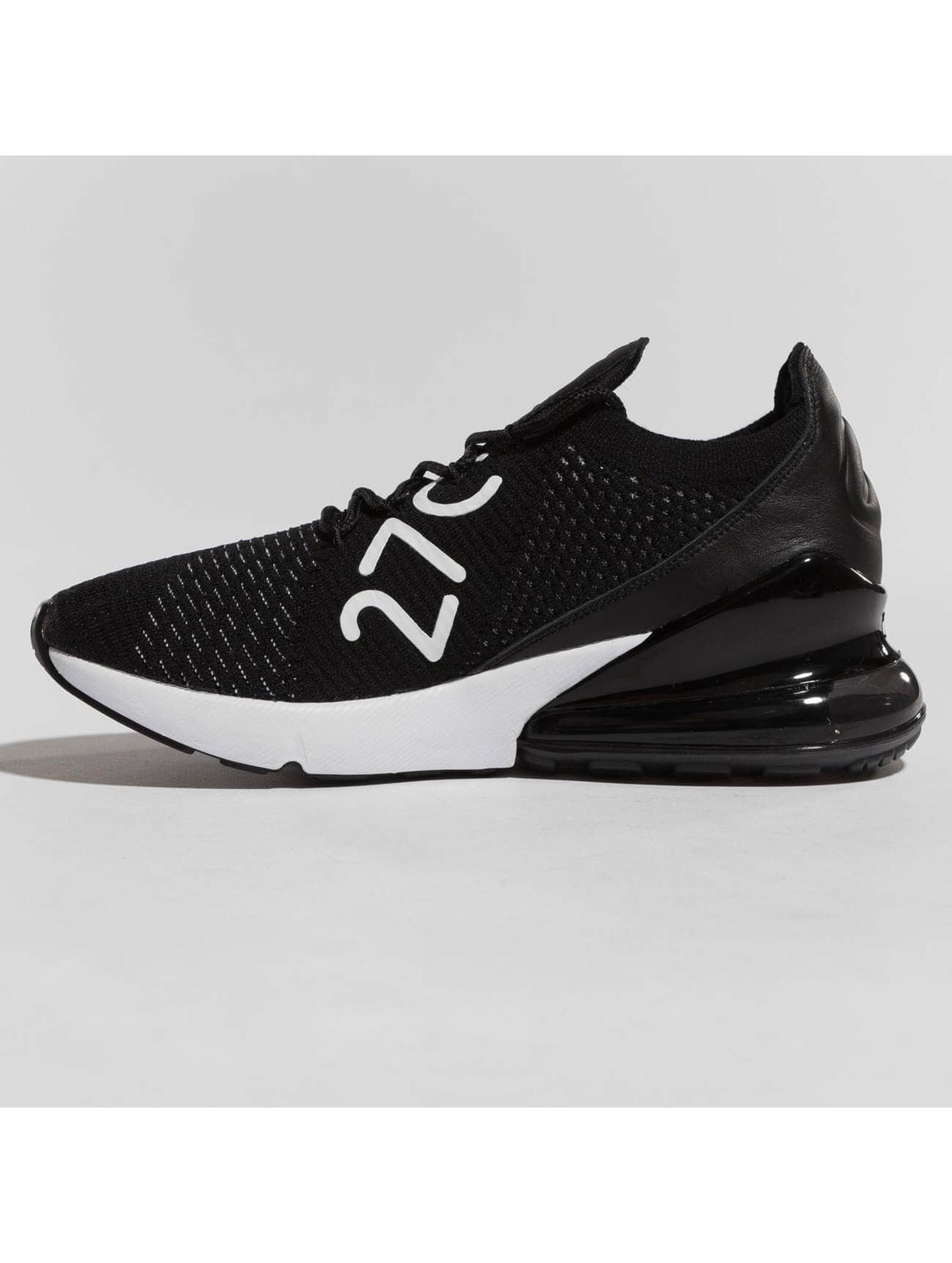 Nike Sneakers Air Max 270 Flyknit svart