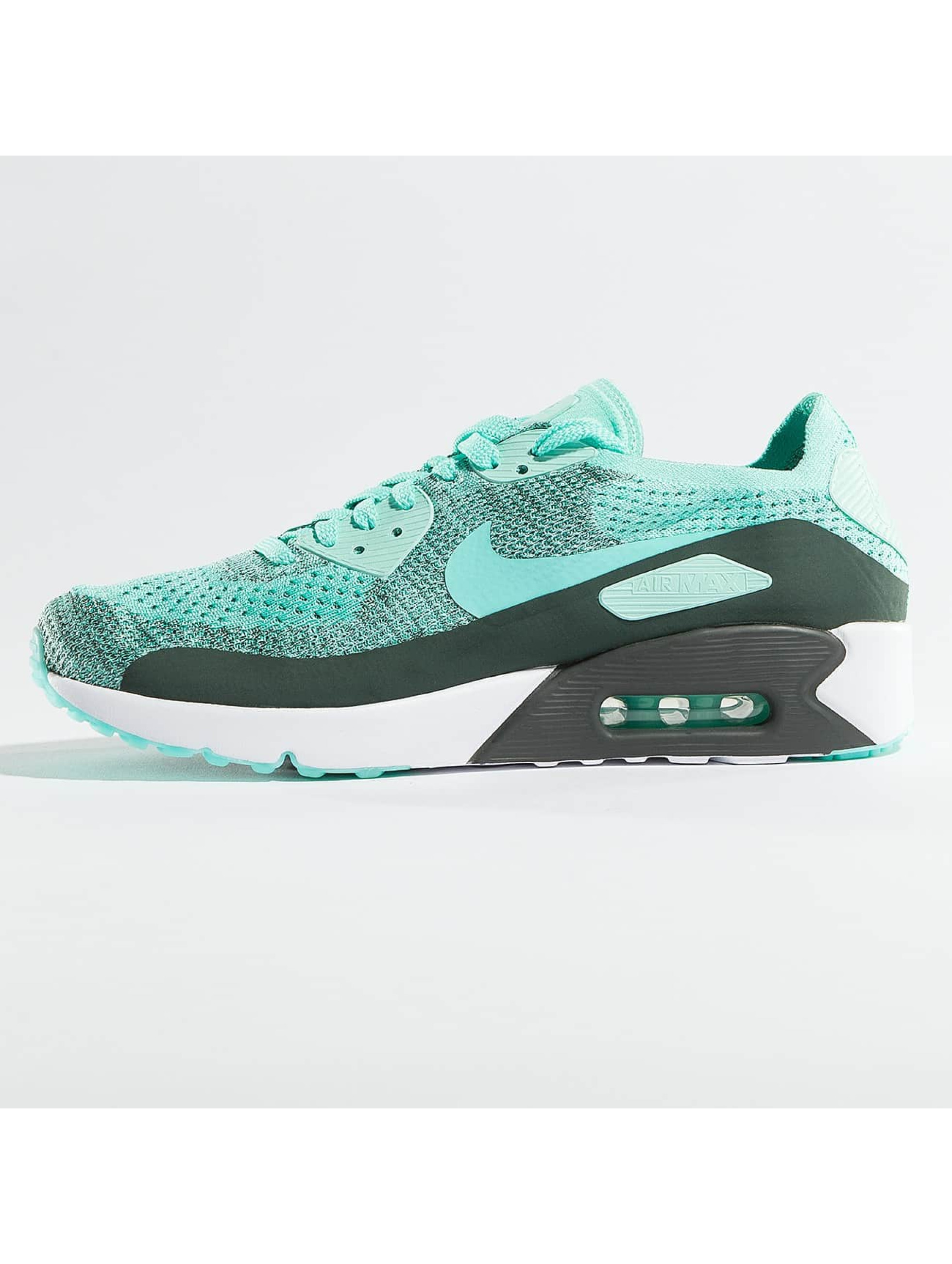 Nike Sneakers Air Max 90 Ultra 2.0 Flyknit turkis