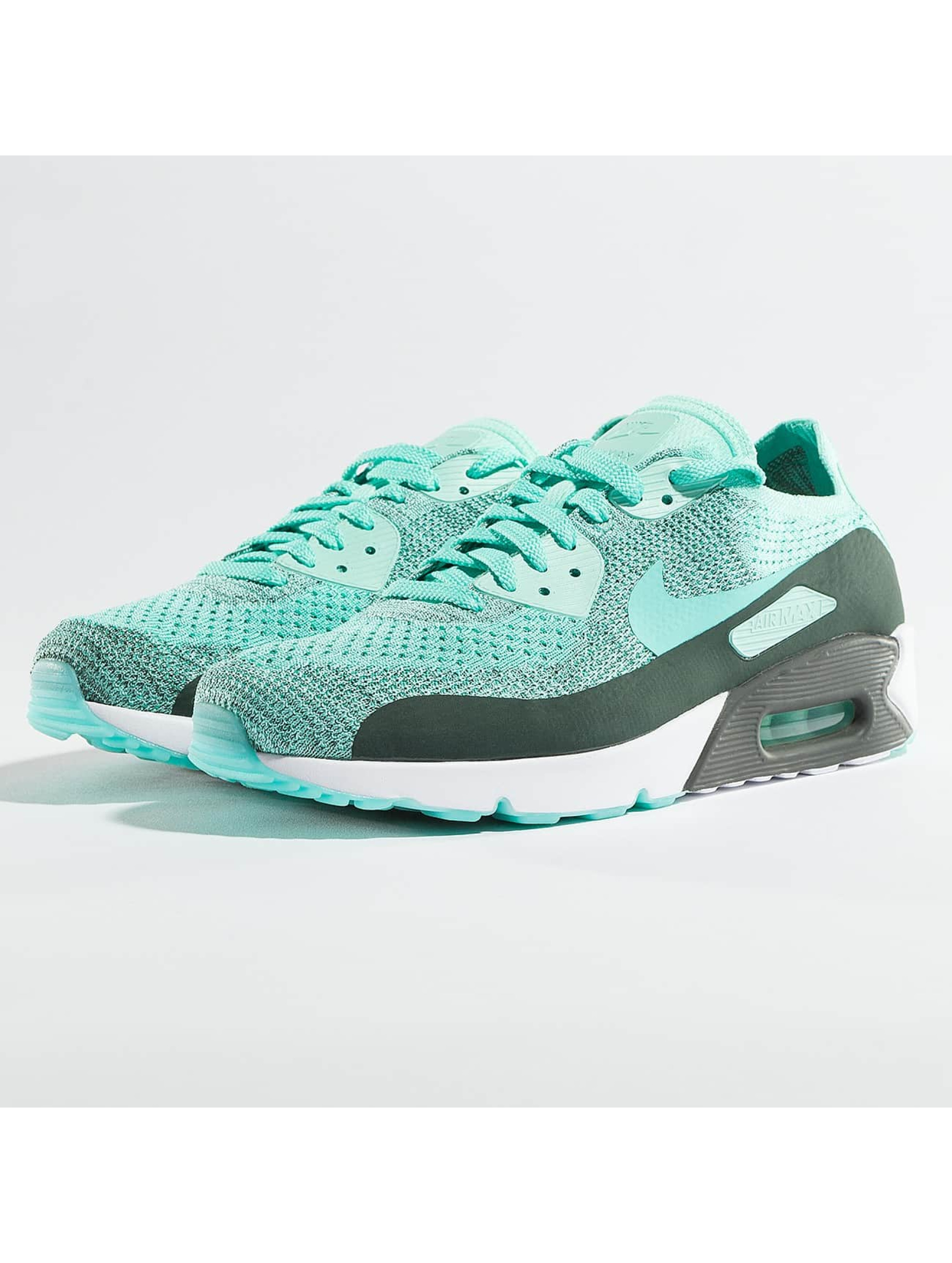 Nike Sneakers Air Max 90 Ultra 2.0 Flyknit tyrkysová