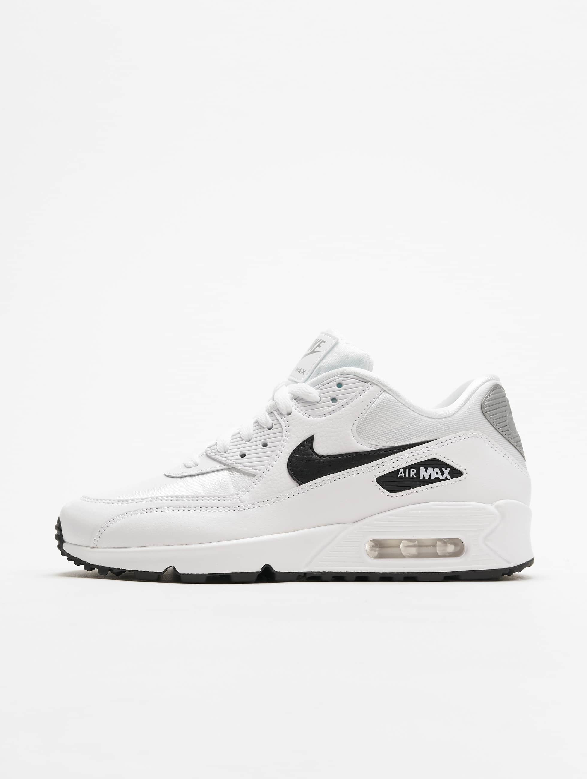 nike air max 90 zwart wit dames sneakers | Sneakers