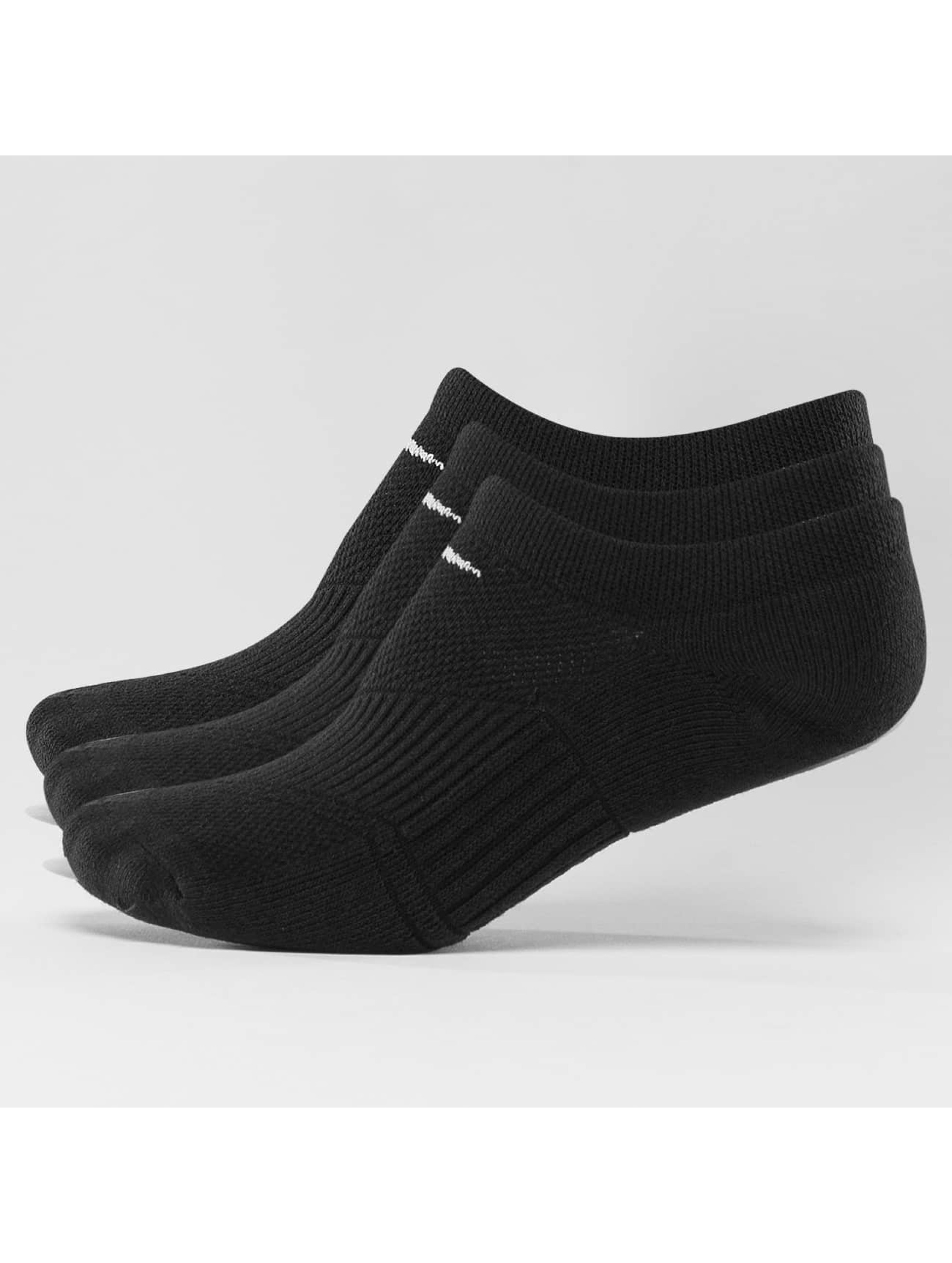 Nike Socks Cotton Cushion No Show black