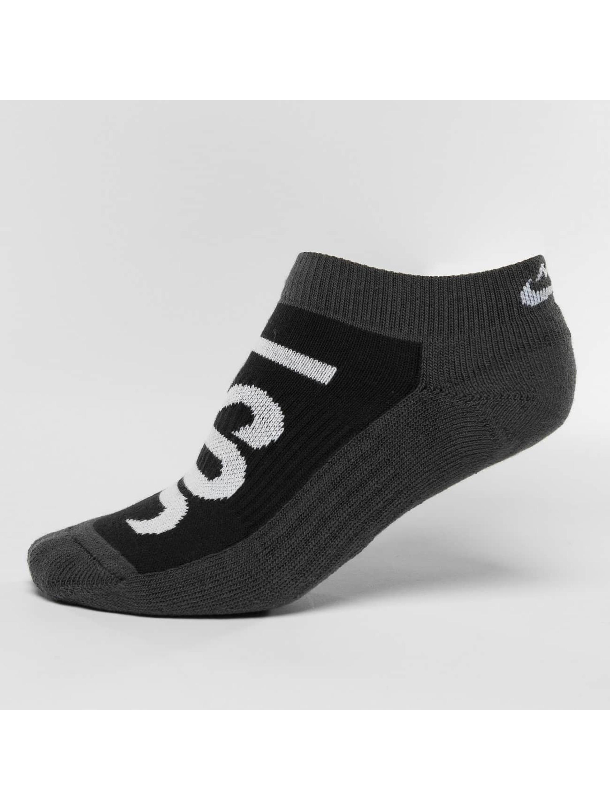 Nike Sokker Sportswear No-Show 2 Pair svart