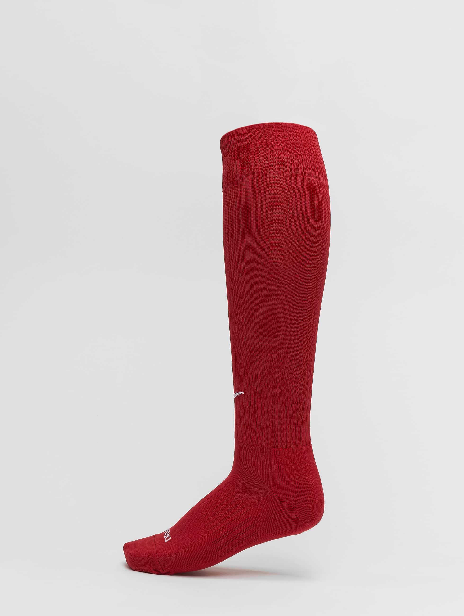 Nike Academy Over The Calf Football Socks Varsity RedWhite