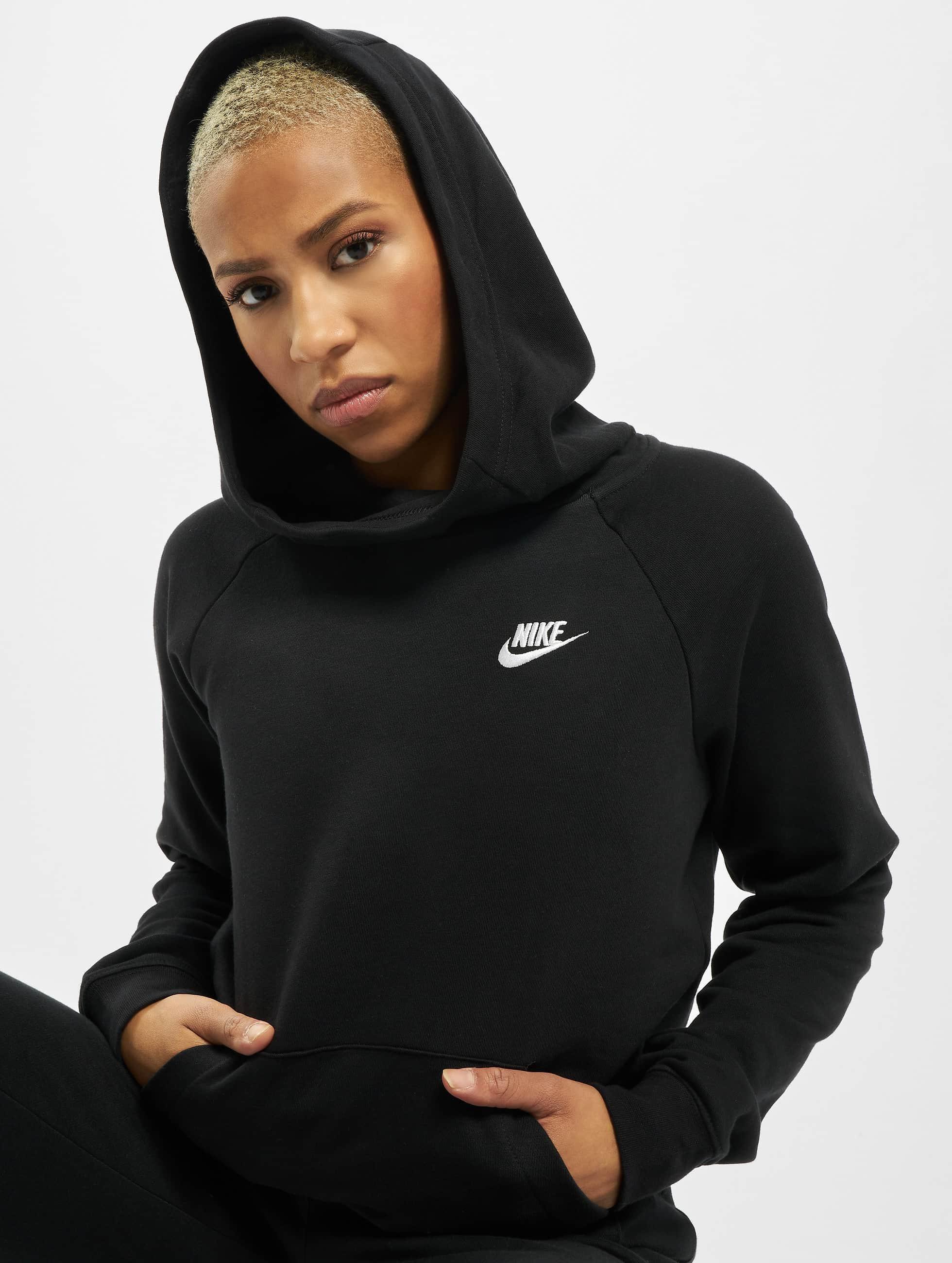 nike hoodie noir