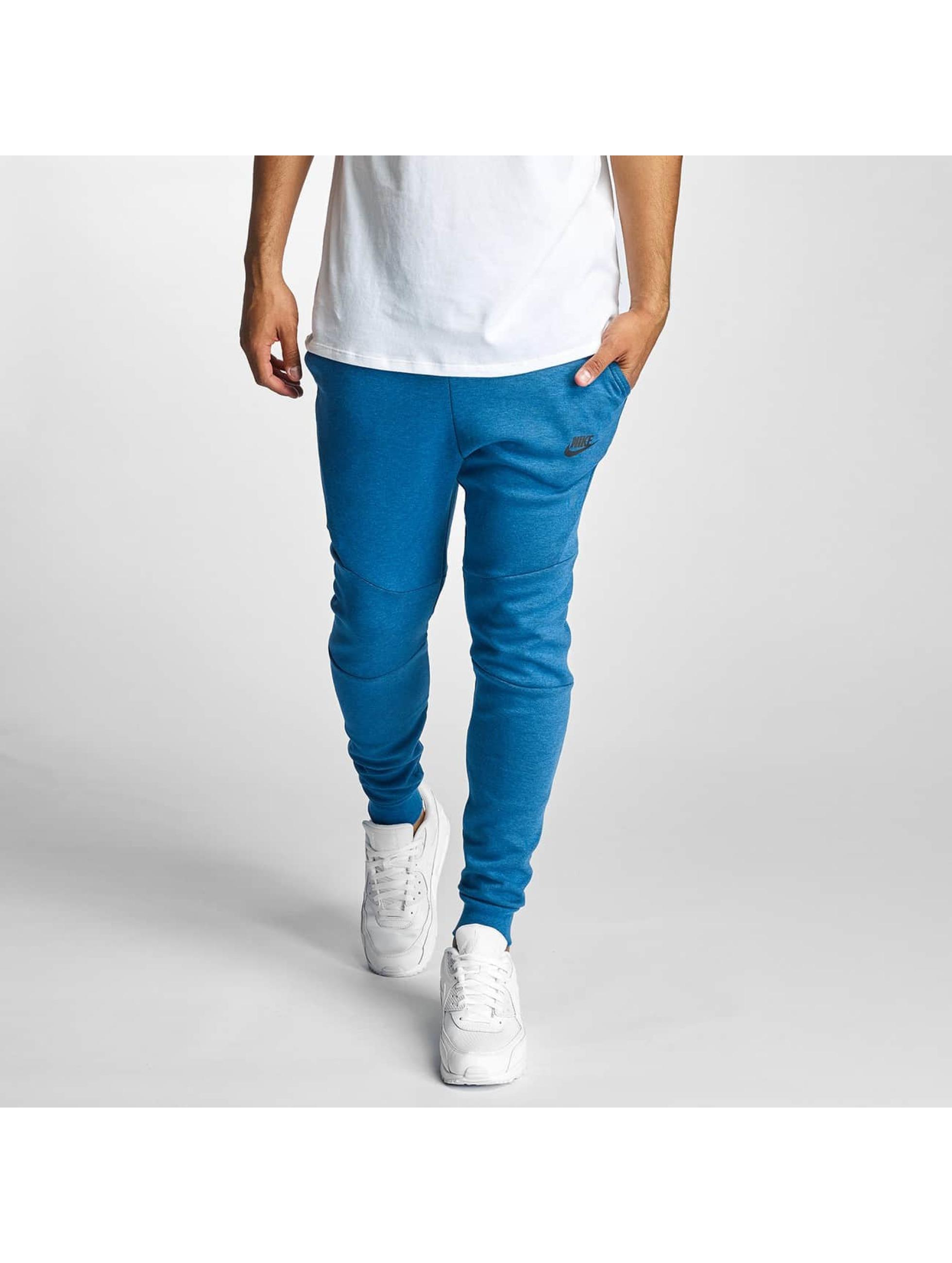 Nike Sweat Pant Sportswear Tech Fleece blue