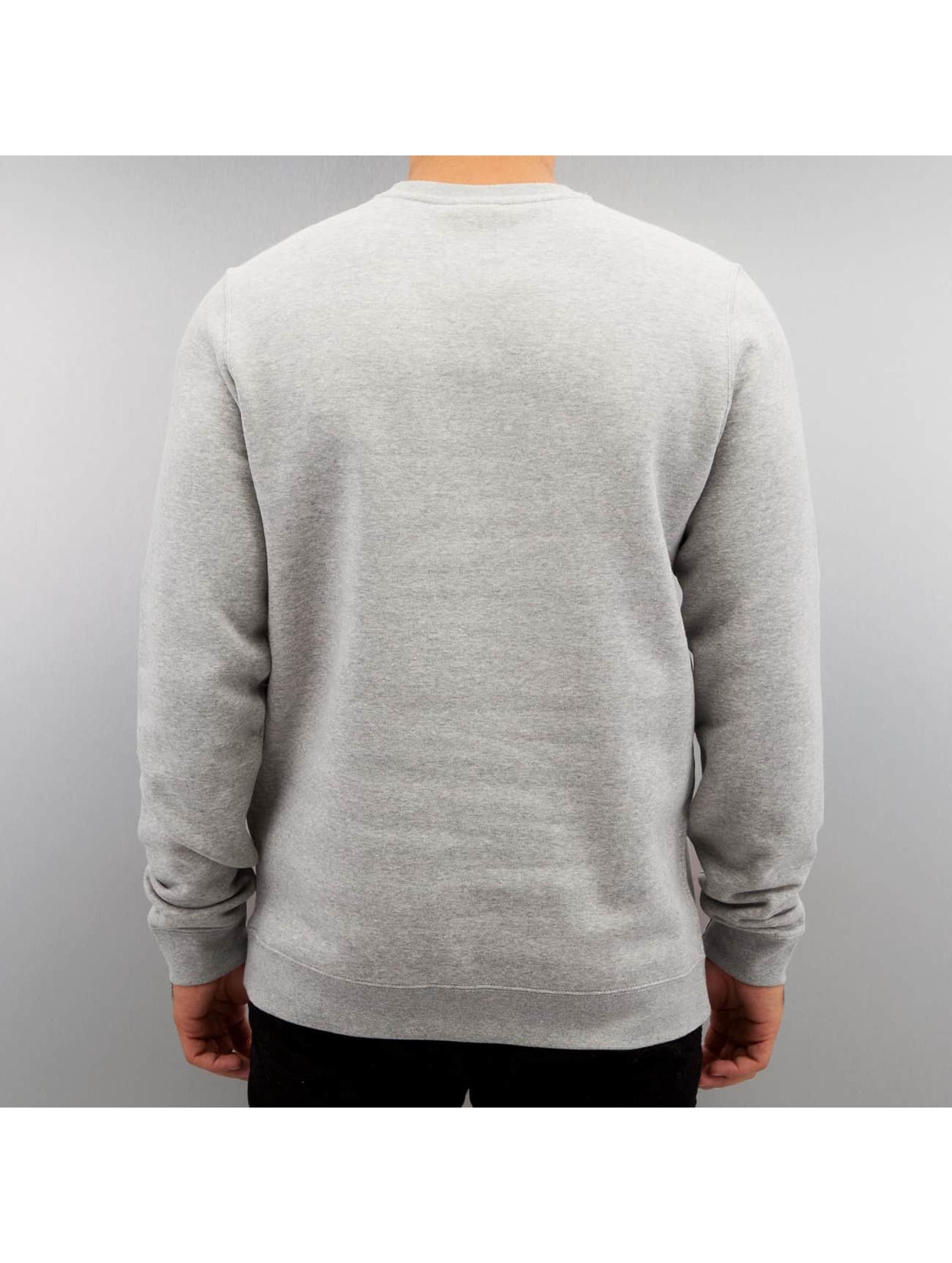 Nike Swetry NSW Fleece Club szary