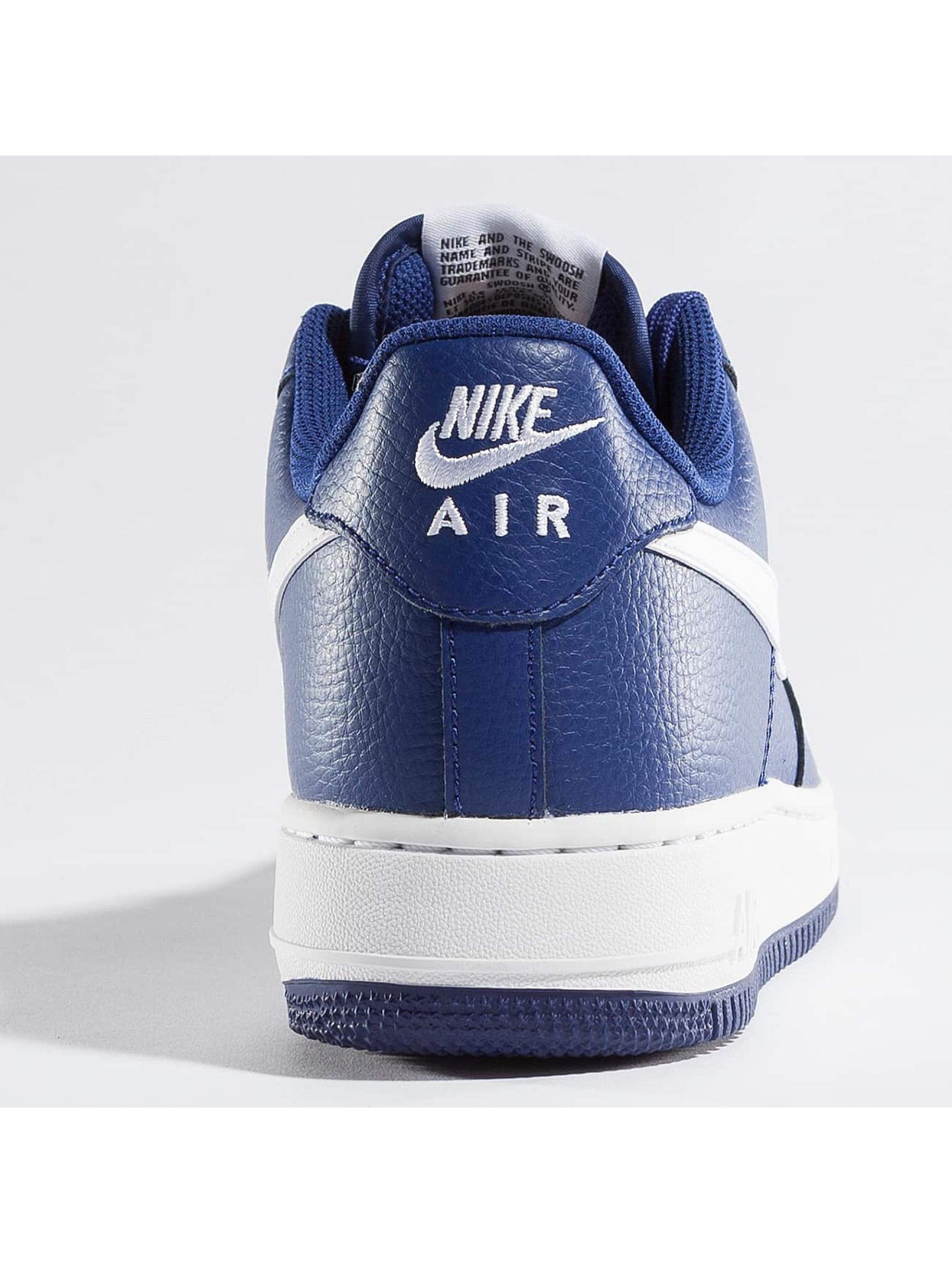 Nike Tøysko Air Force 1 blå
