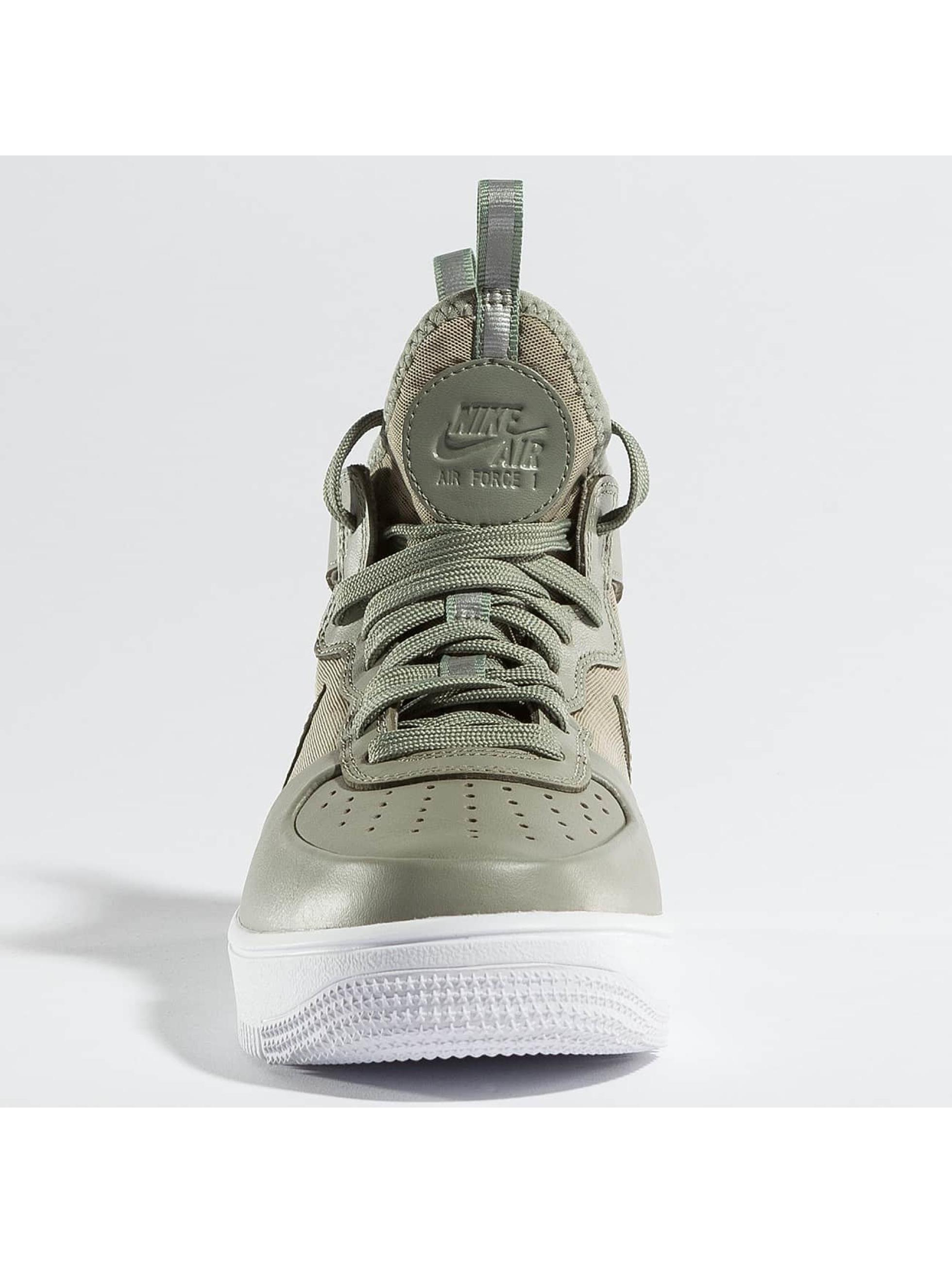 Nike Tøysko Air Force One Ultraforce grå