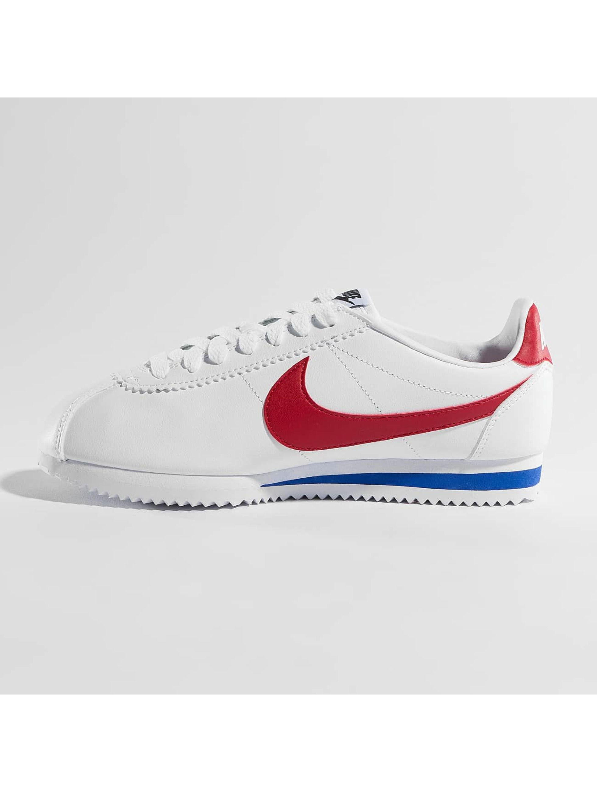 Nike Tøysko Classic Cortez Leather hvit