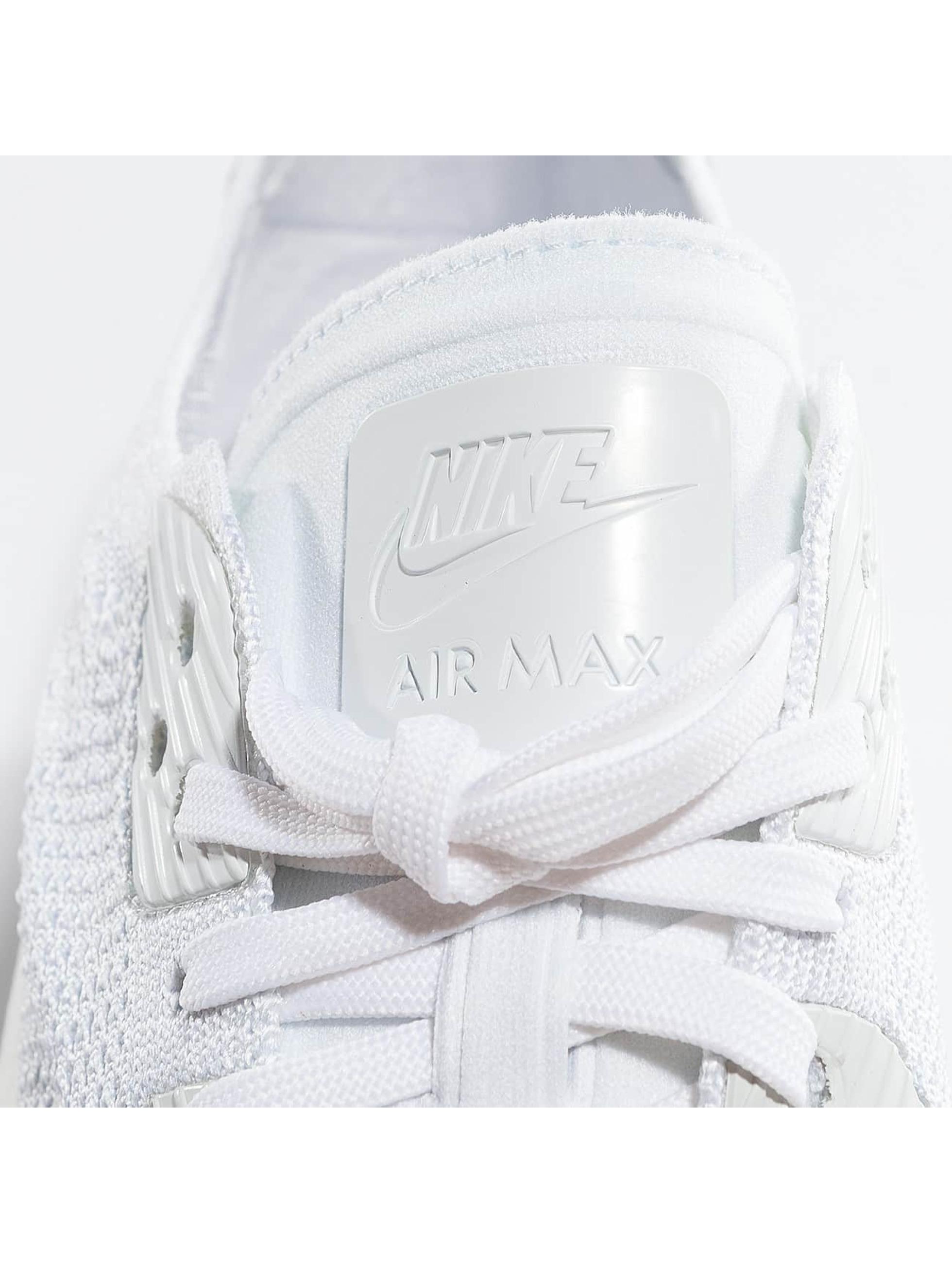 Nike Tøysko Air Max 90 Flyknit Ultra 2.0 hvit