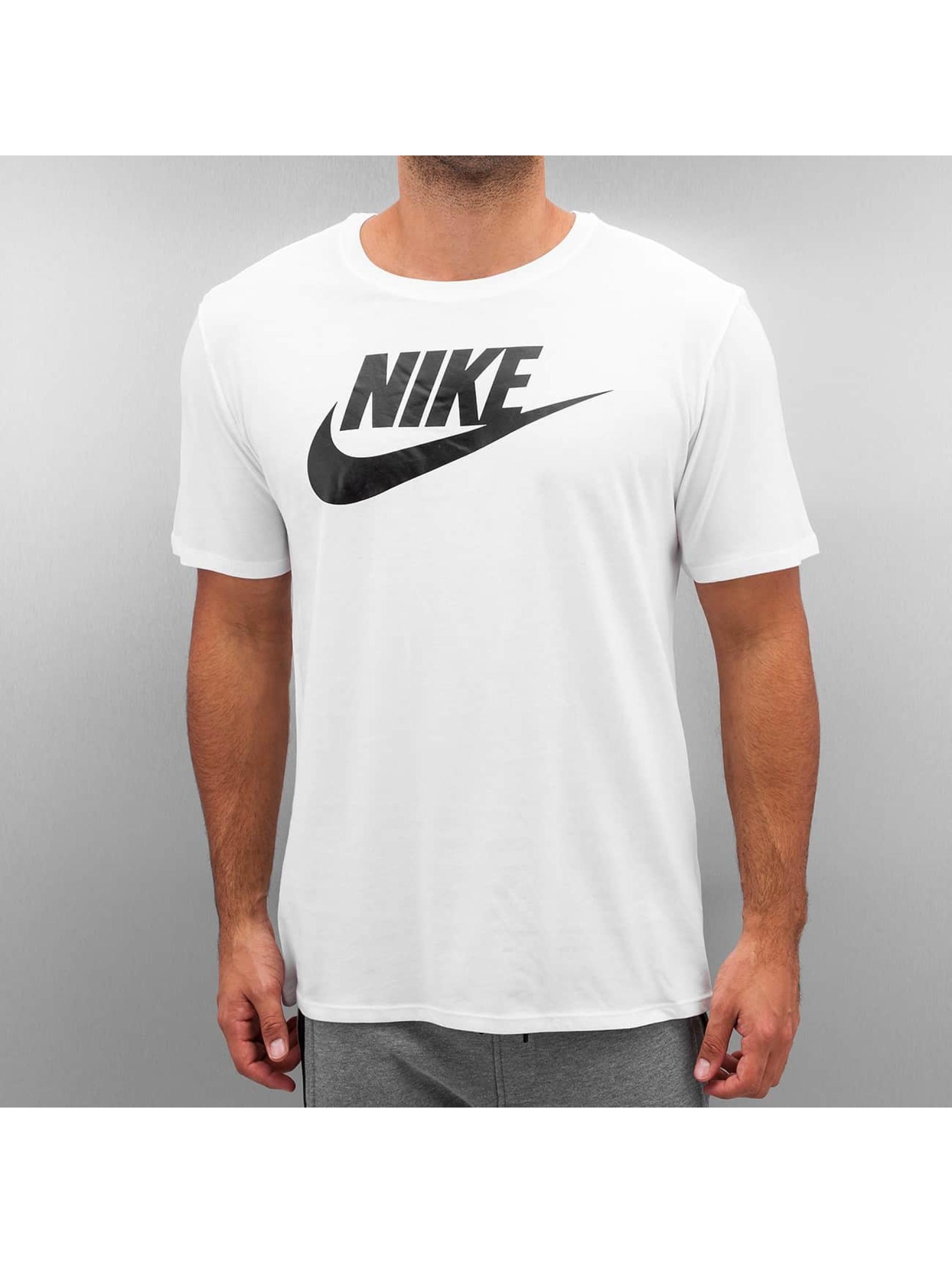 Nike T-paidat Futura Icon valkoinen