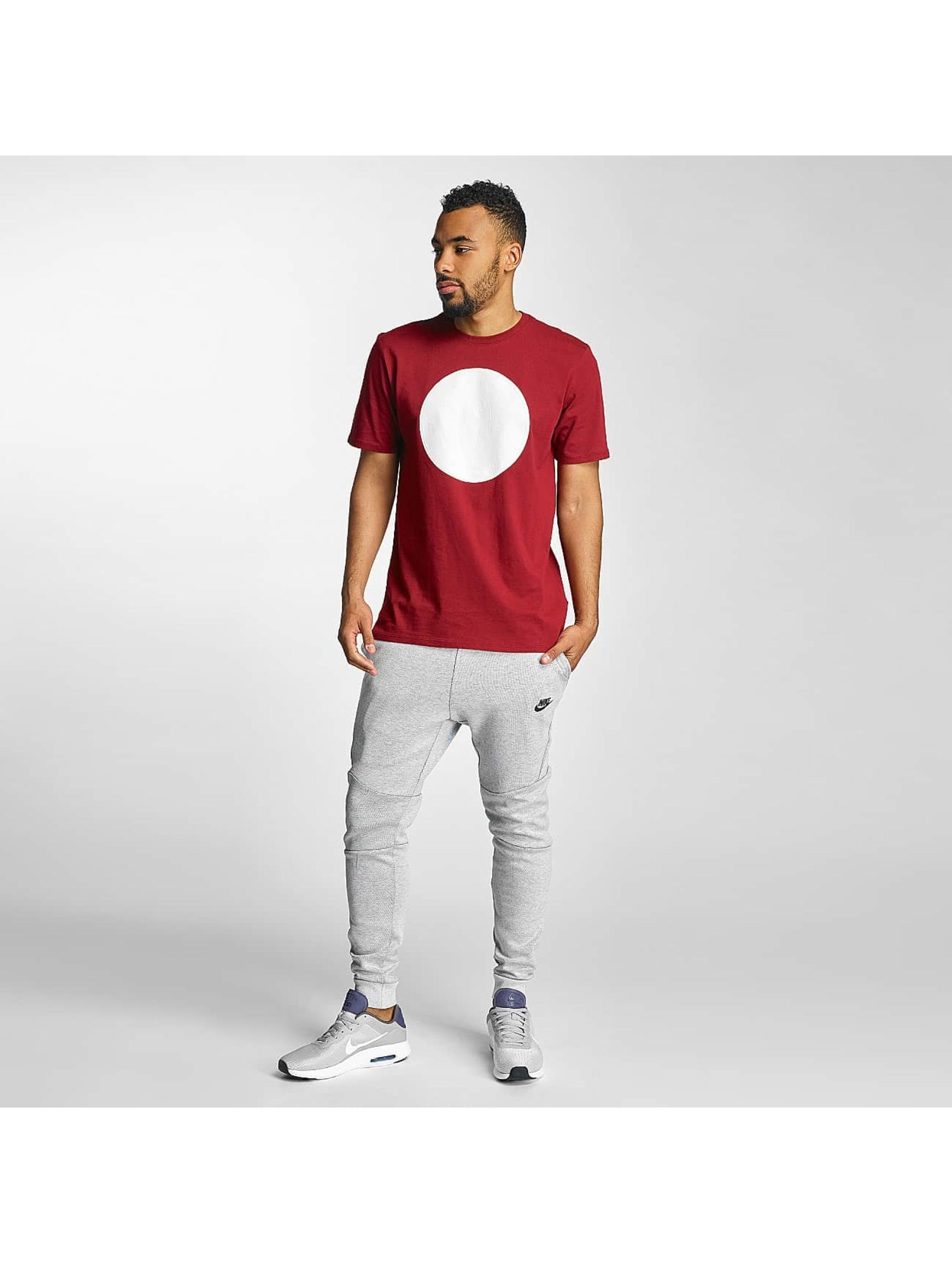 Nike T-Shirt NSW Huarache Logo red