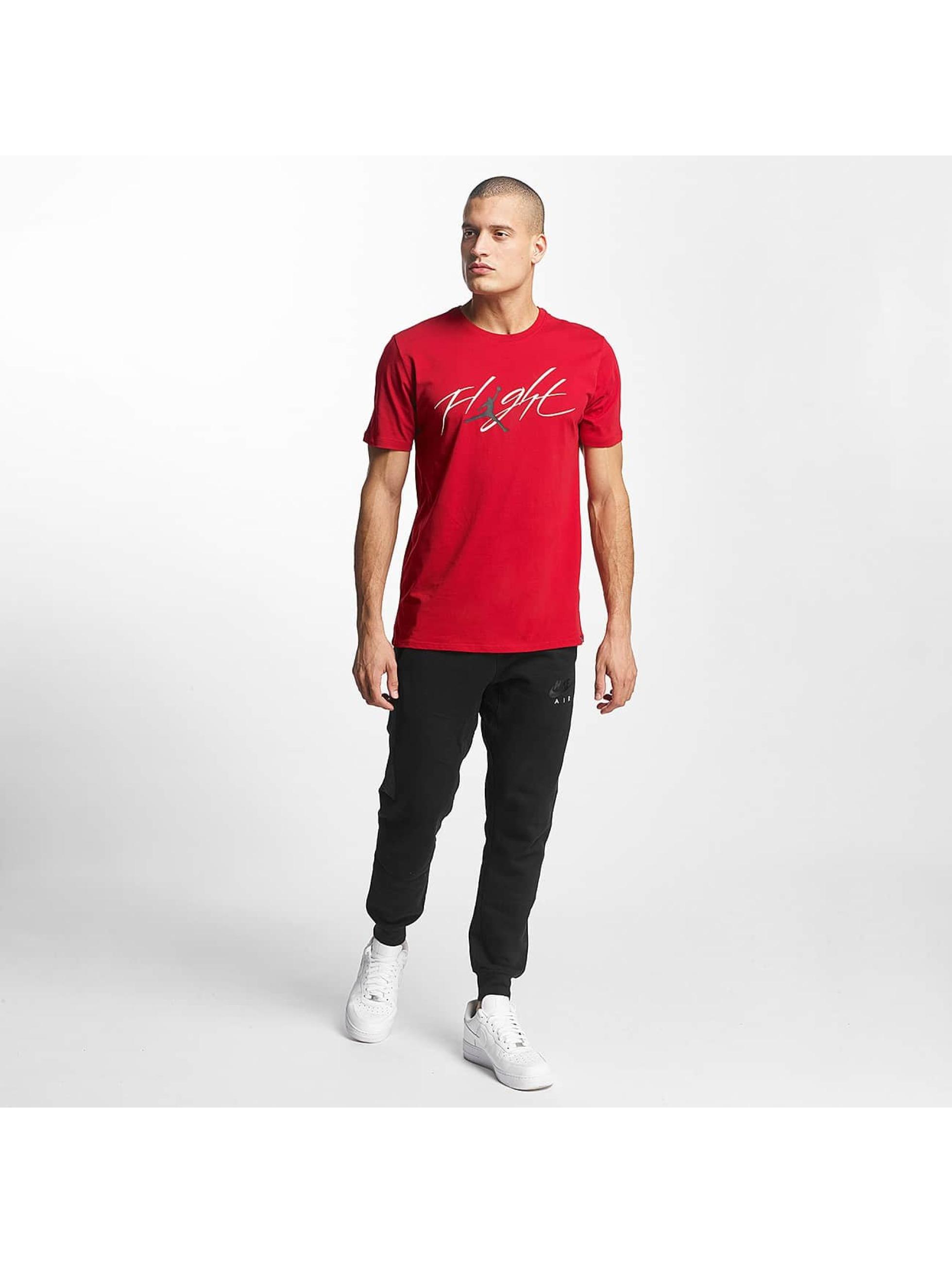 Nike T-Shirt JSW Brand 4 rot