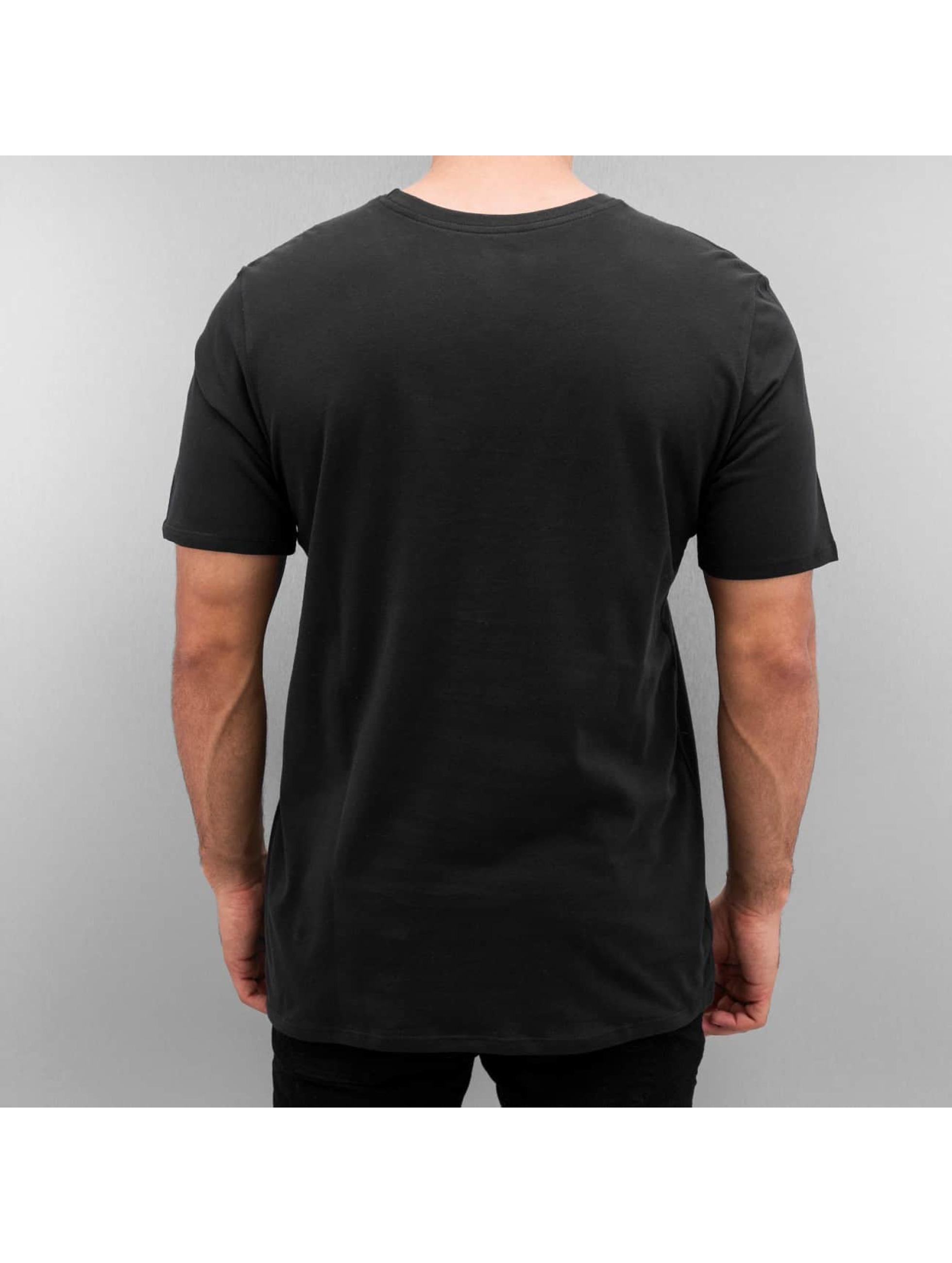 Nike t-shirt F.C. Foil zwart