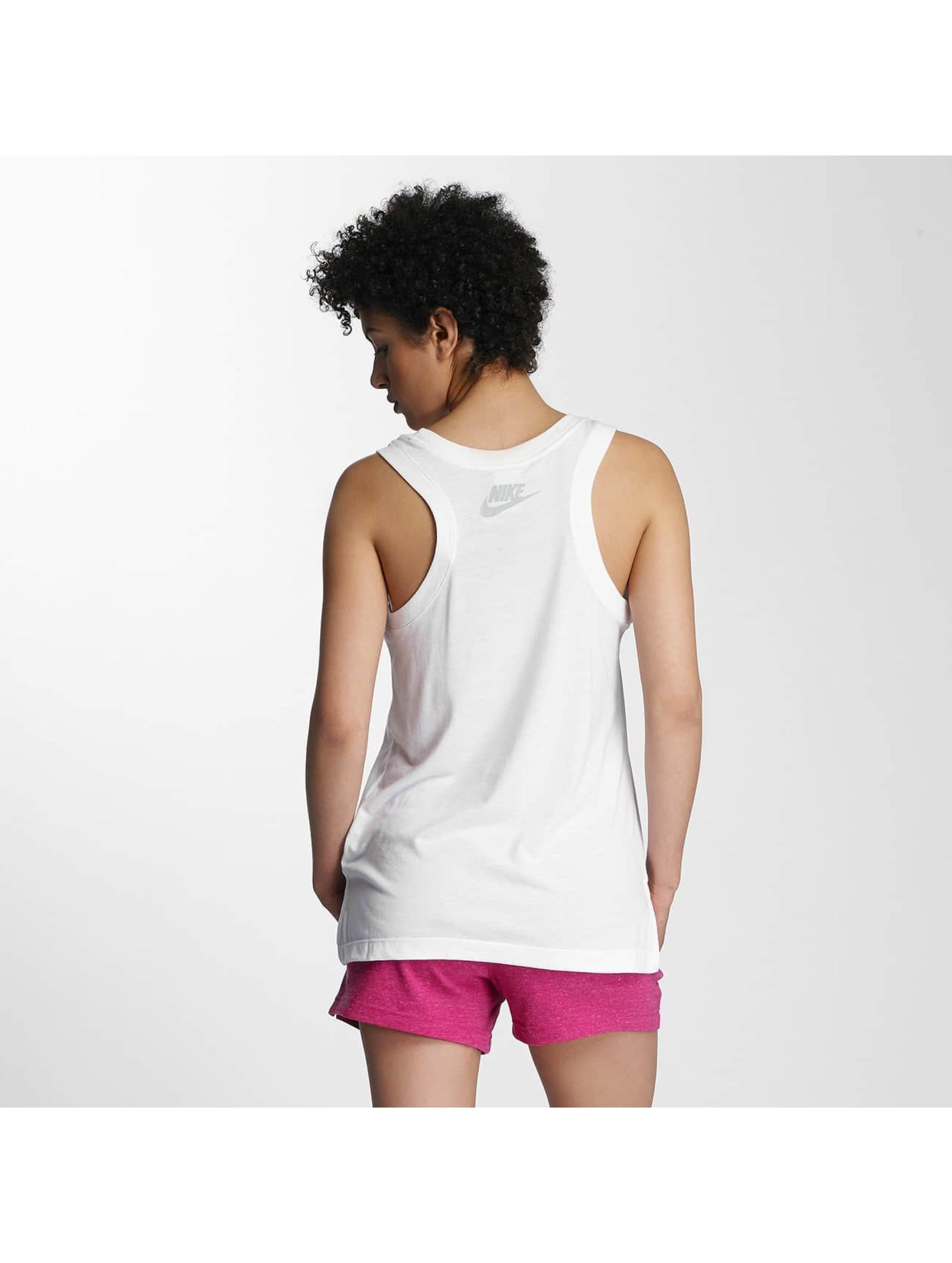 Nike Tank Tops NSW JDI Prep biela
