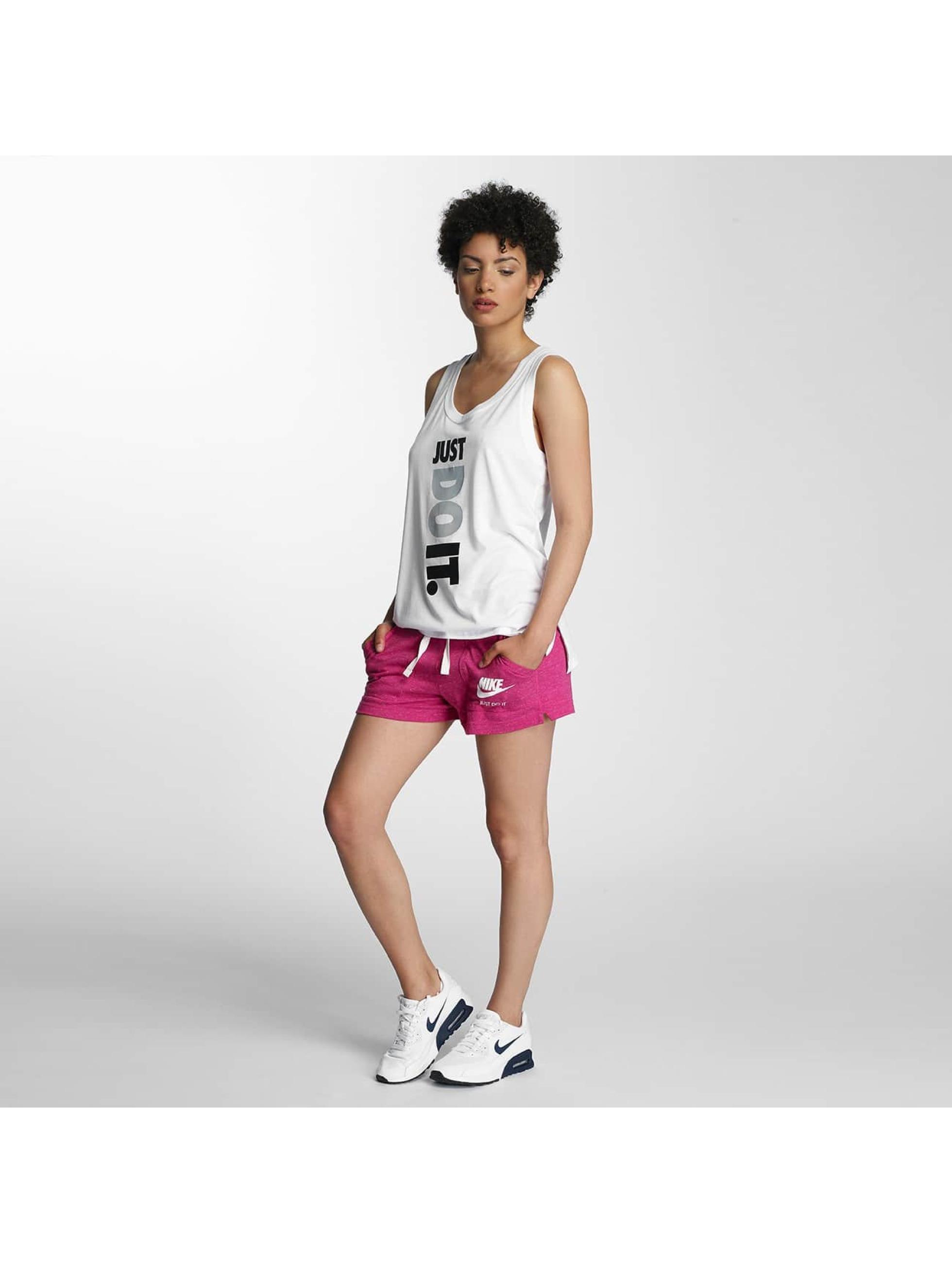 Nike Tank Tops NSW JDI Prep white