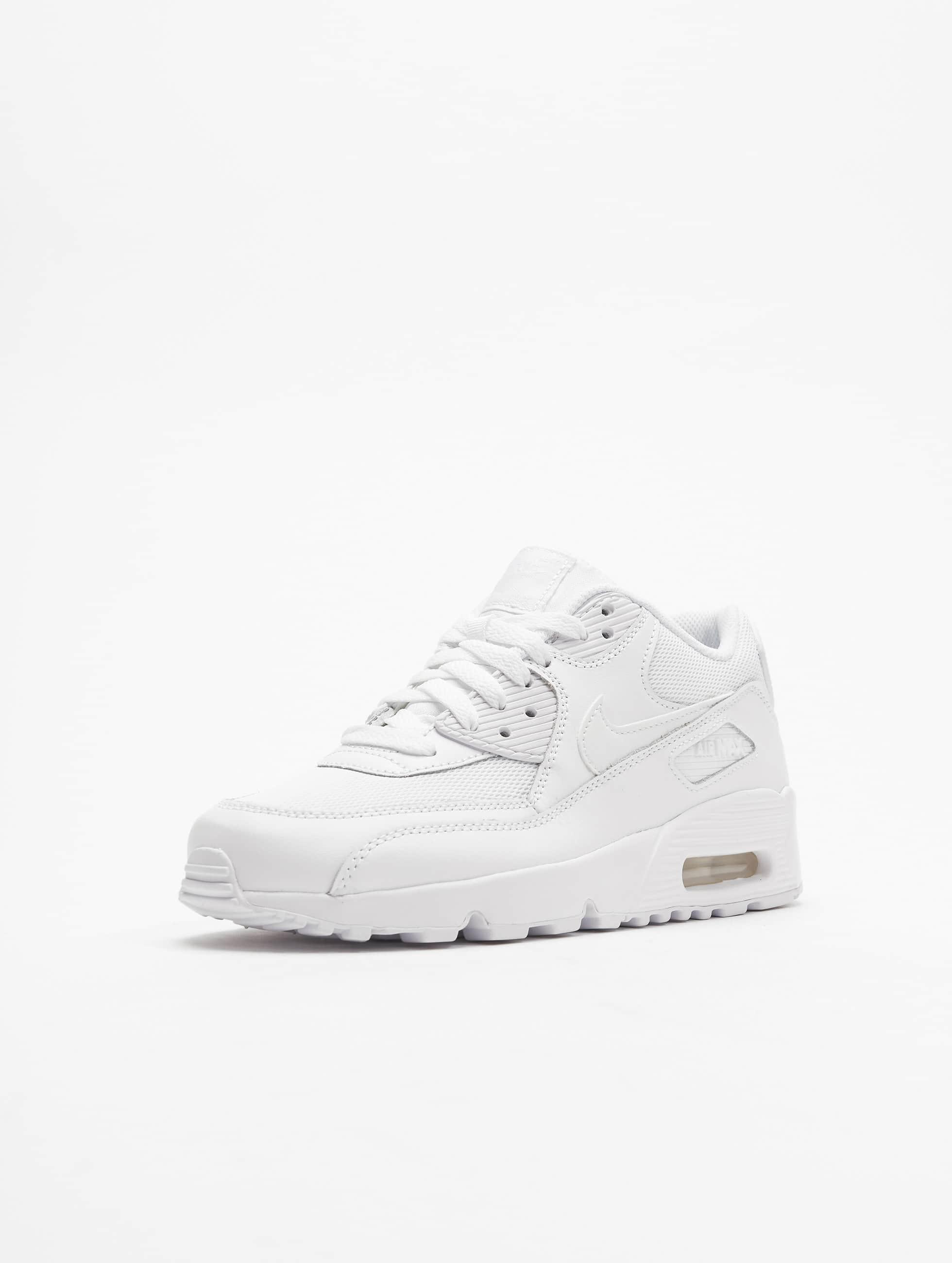 Nike Tennarit Air Max 90 Mesh (GS) valkoinen