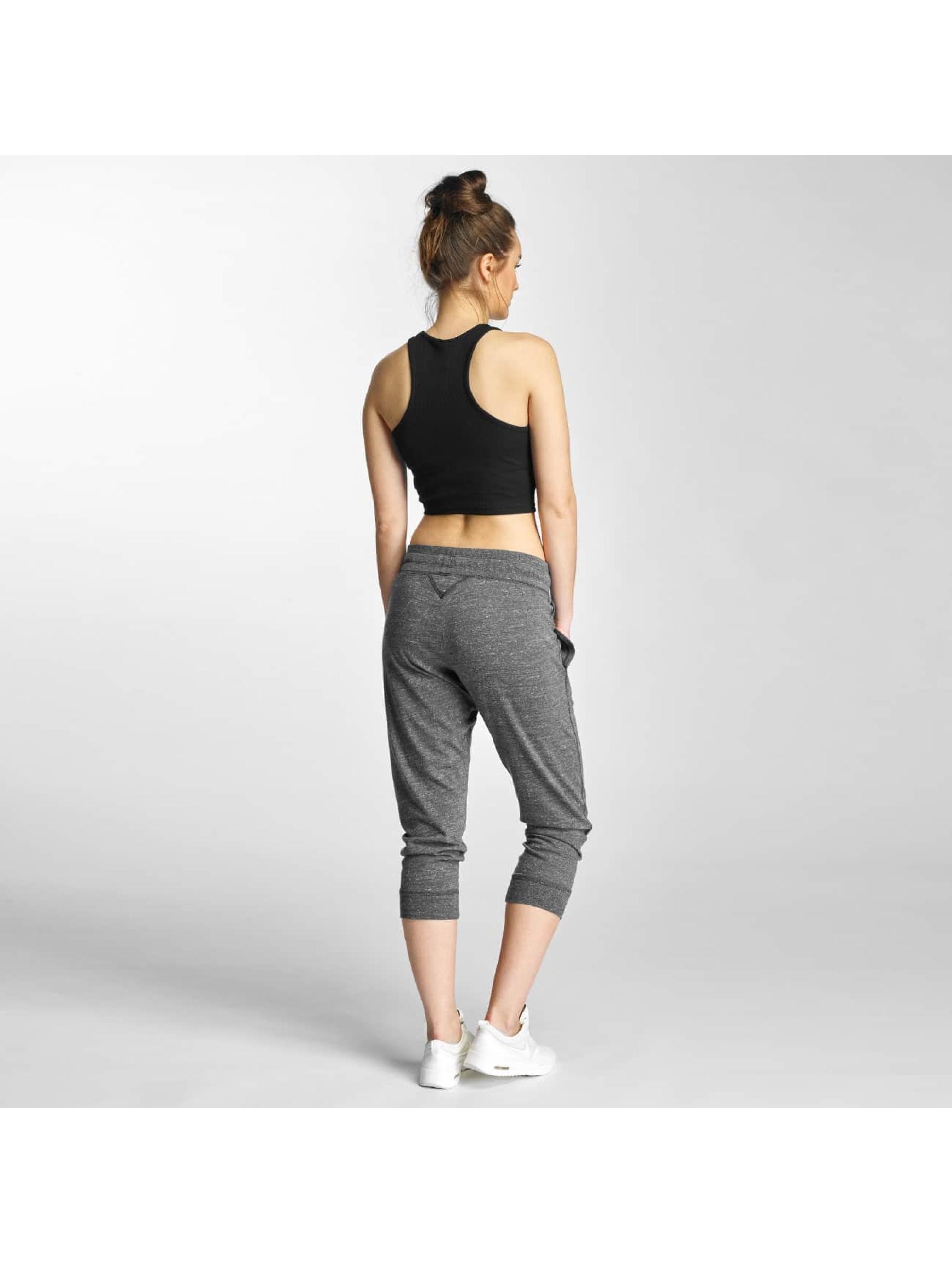 Nike tepláky Gym Vintage šedá