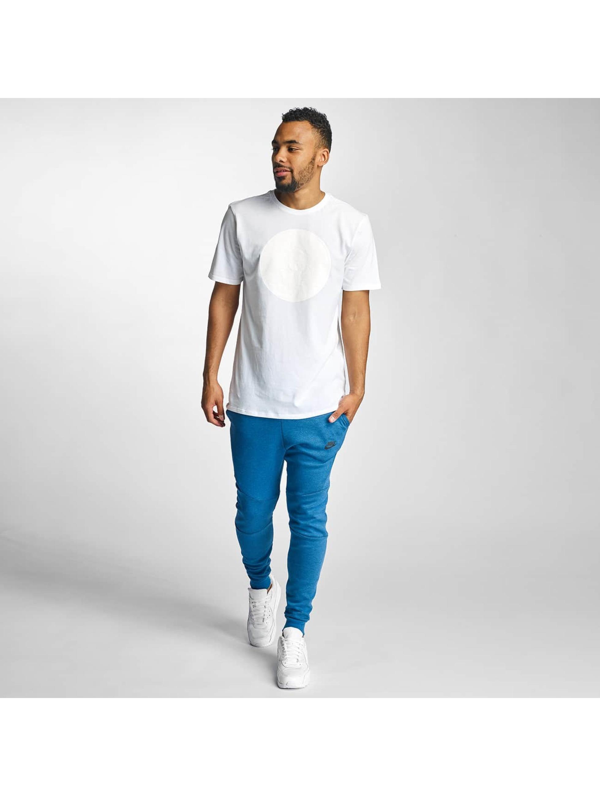 Nike tepláky Sportswear Tech Fleece modrá