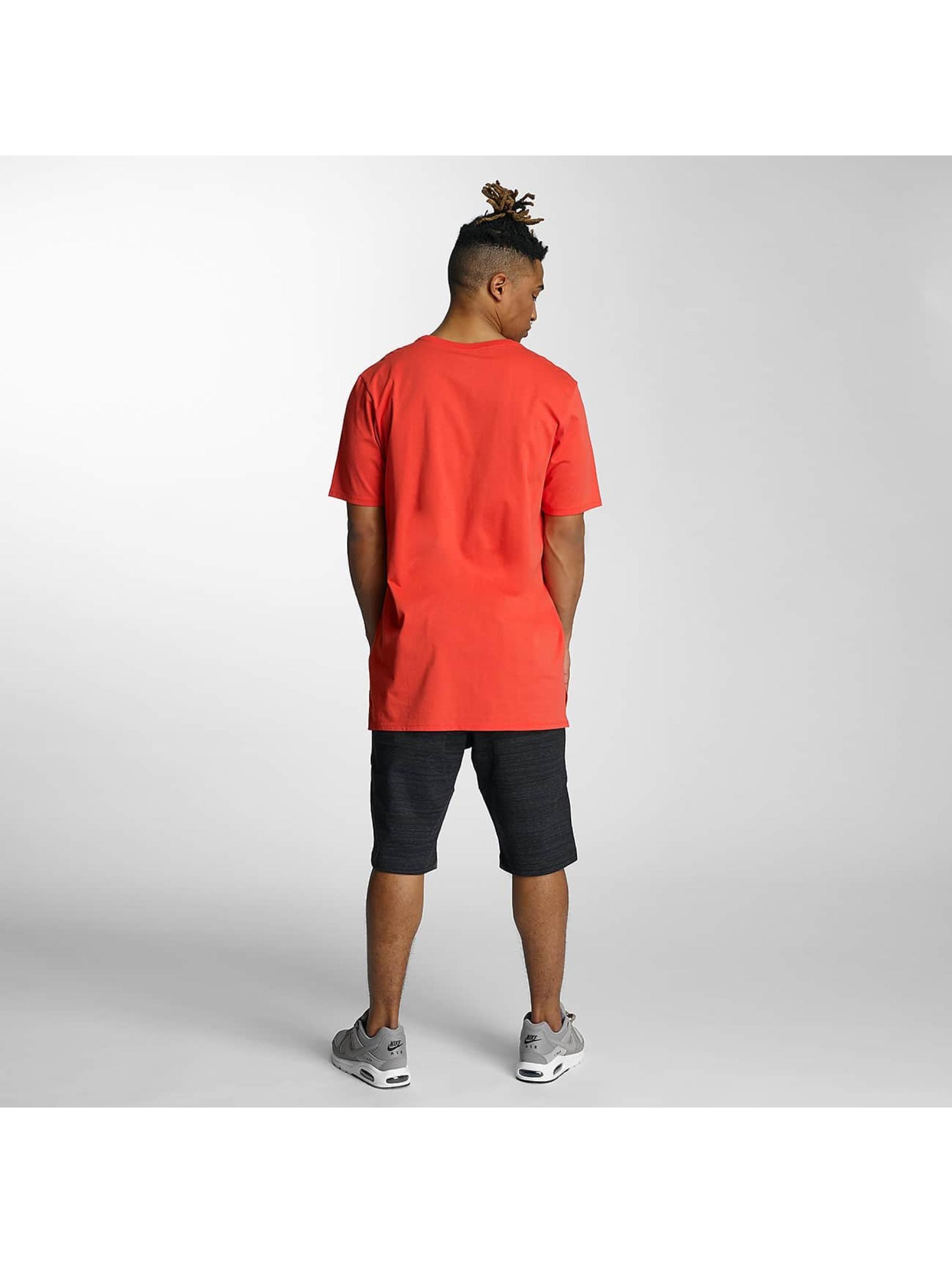 Nike Tričká NSW DRPTL AV15 JDI èervená