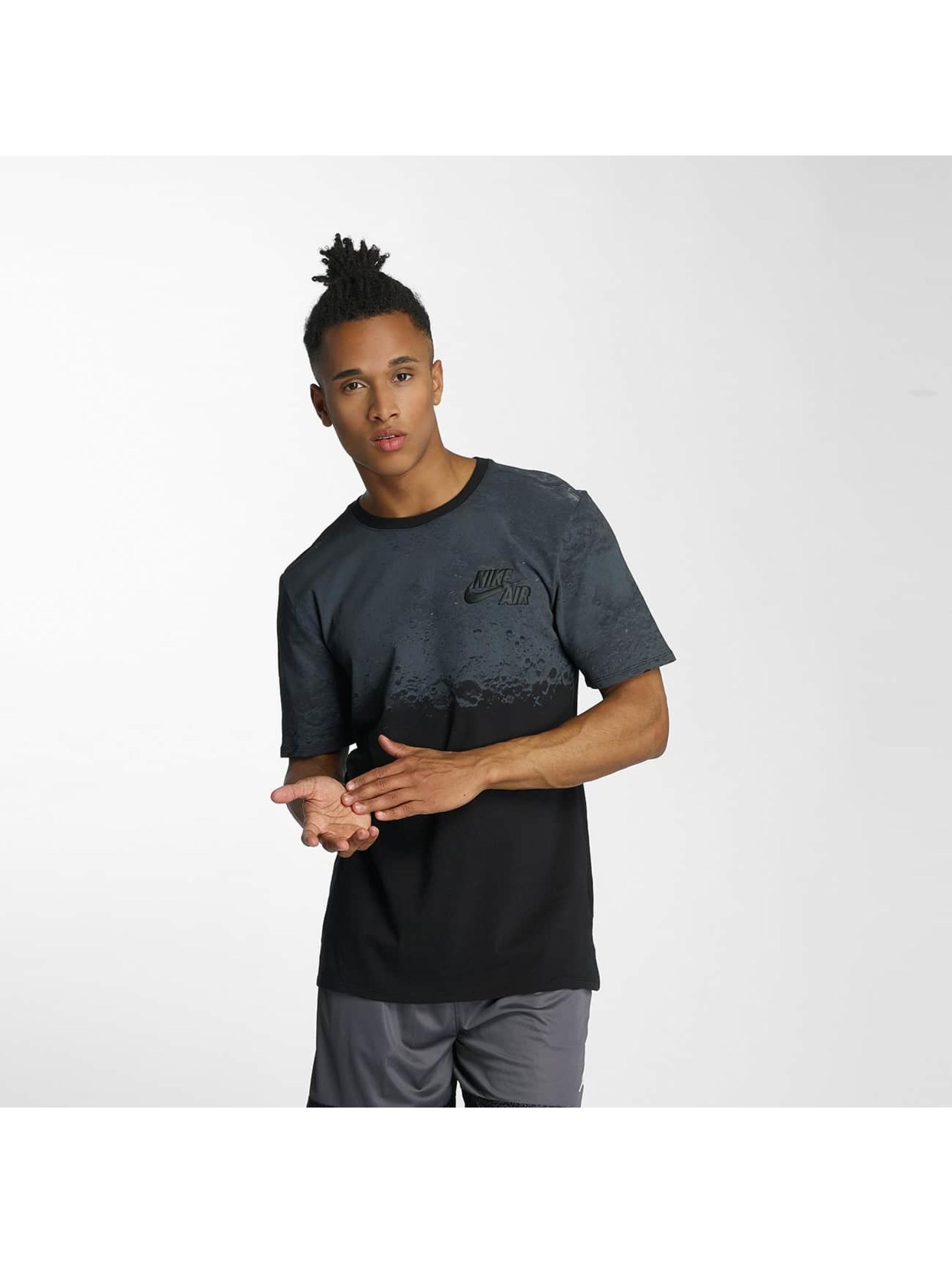 Nike Tričká NSW Lunar Photo èierna